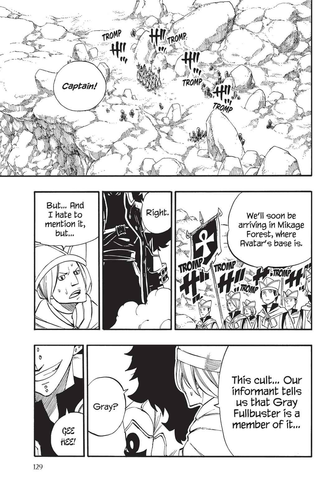 Fairy Tail Chapter 426 Page 19
