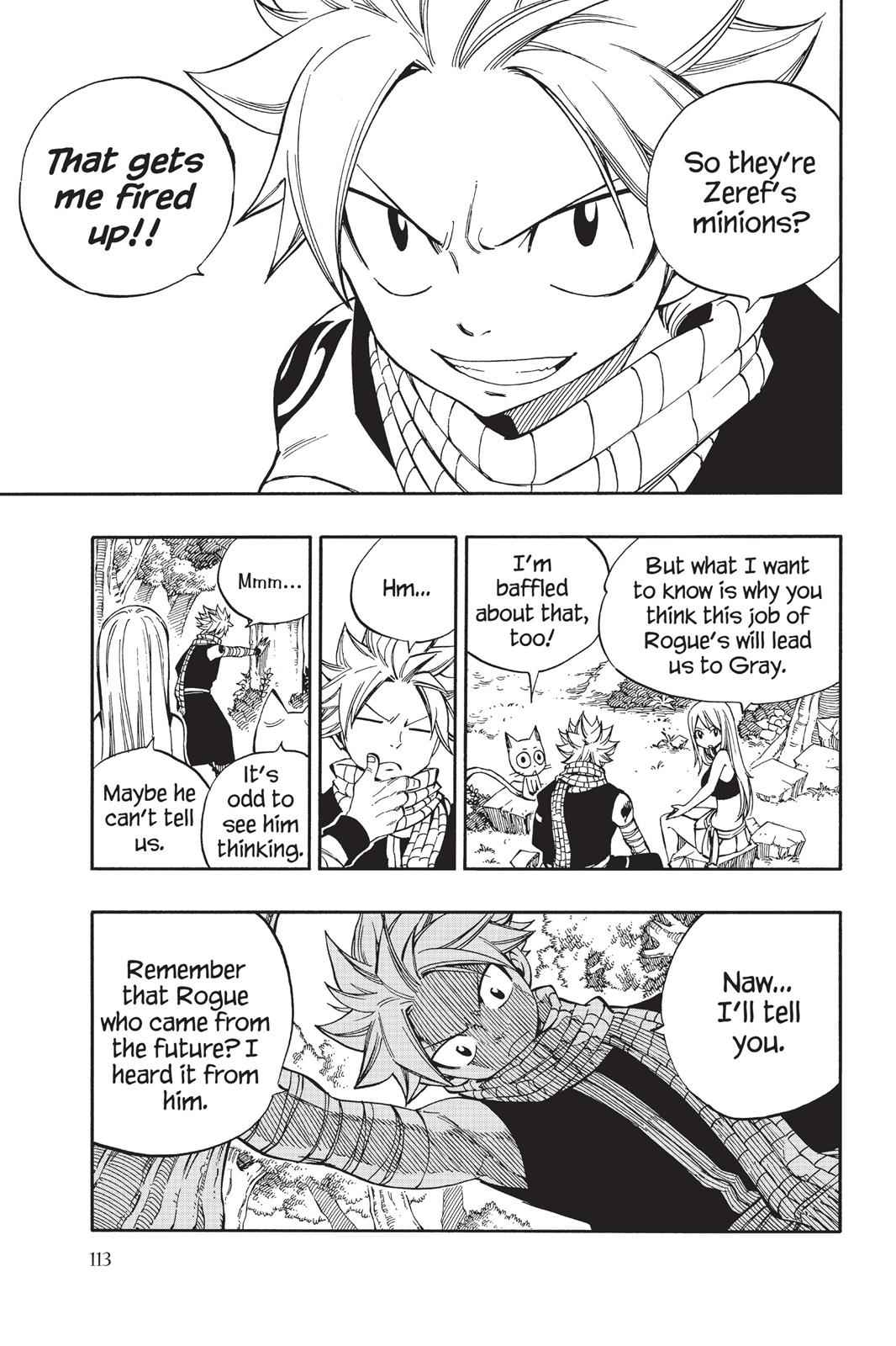 Fairy Tail Chapter 426 Page 3