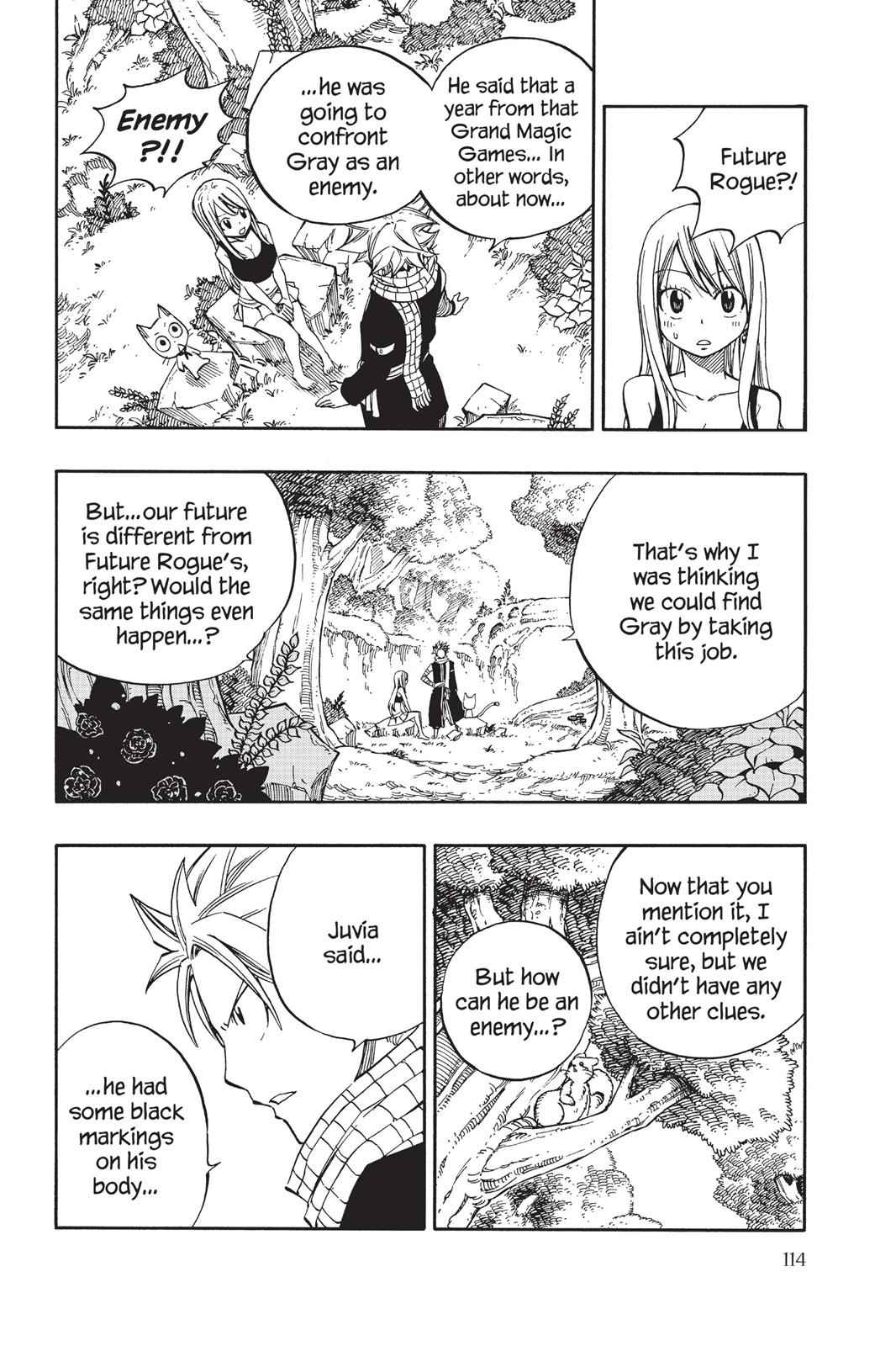Fairy Tail Chapter 426 Page 4