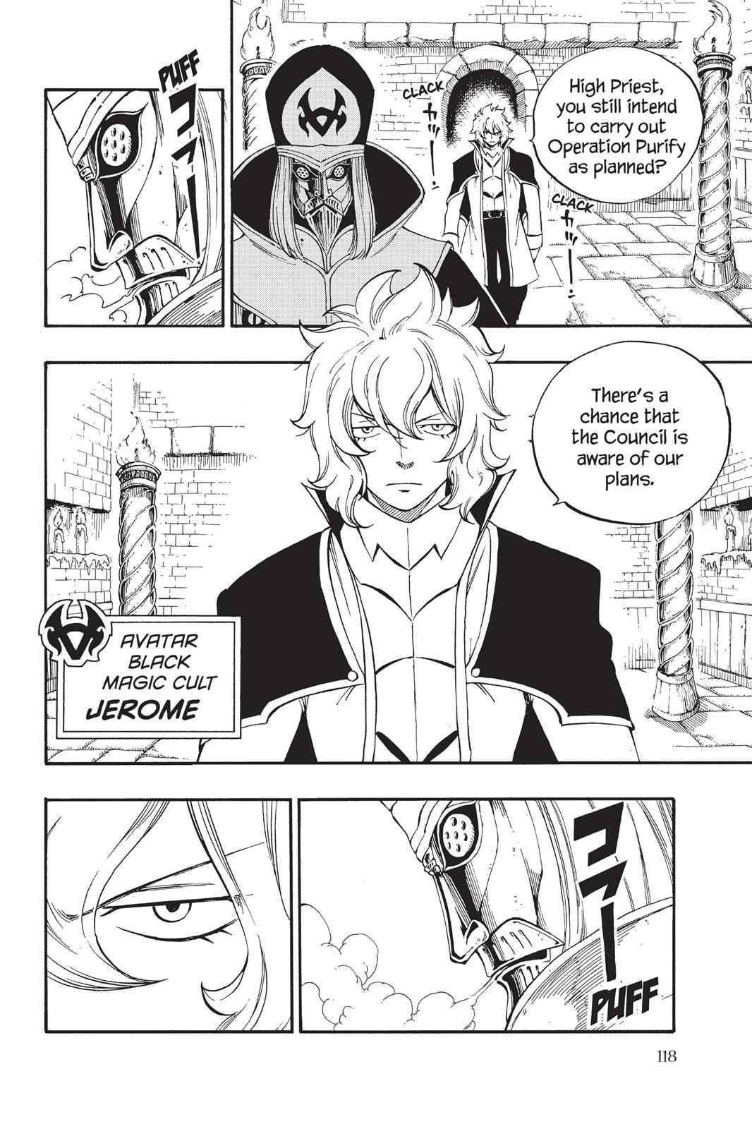 Fairy Tail Chapter 426 Page 8