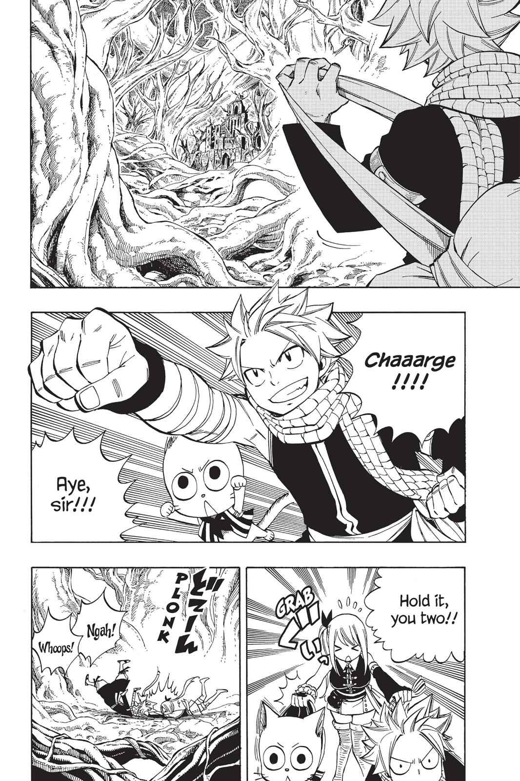 Fairy Tail Chapter 427 Page 2