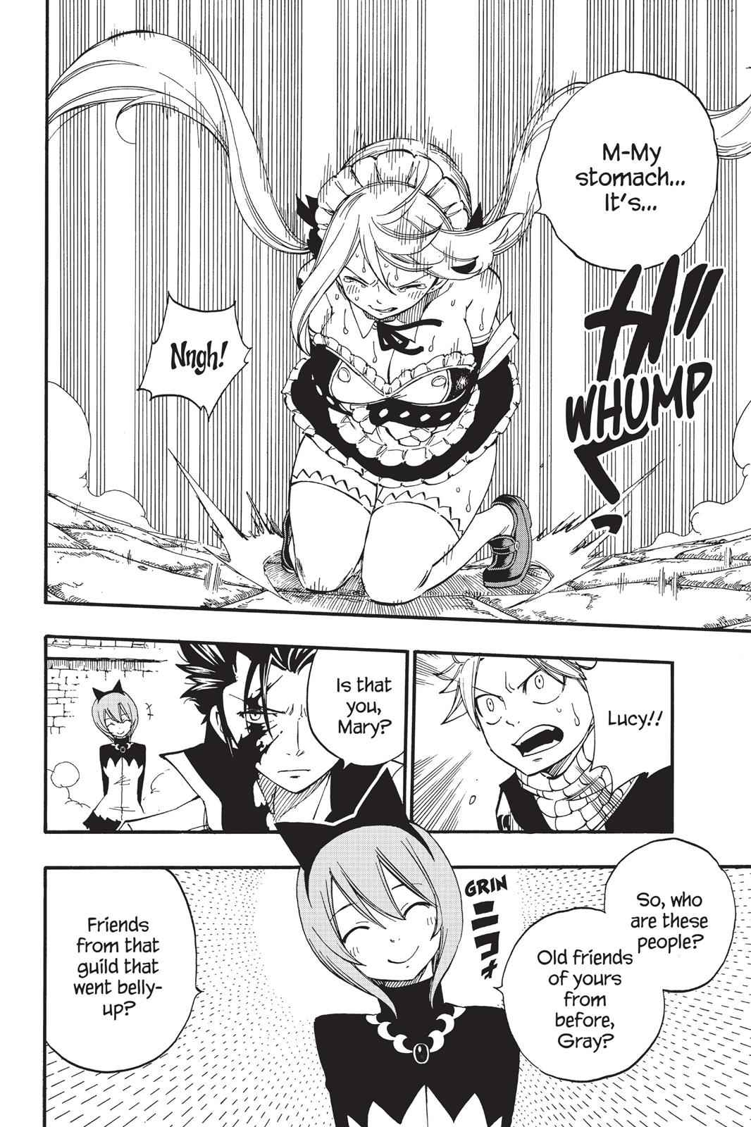 Fairy Tail Chapter 428 Page 12