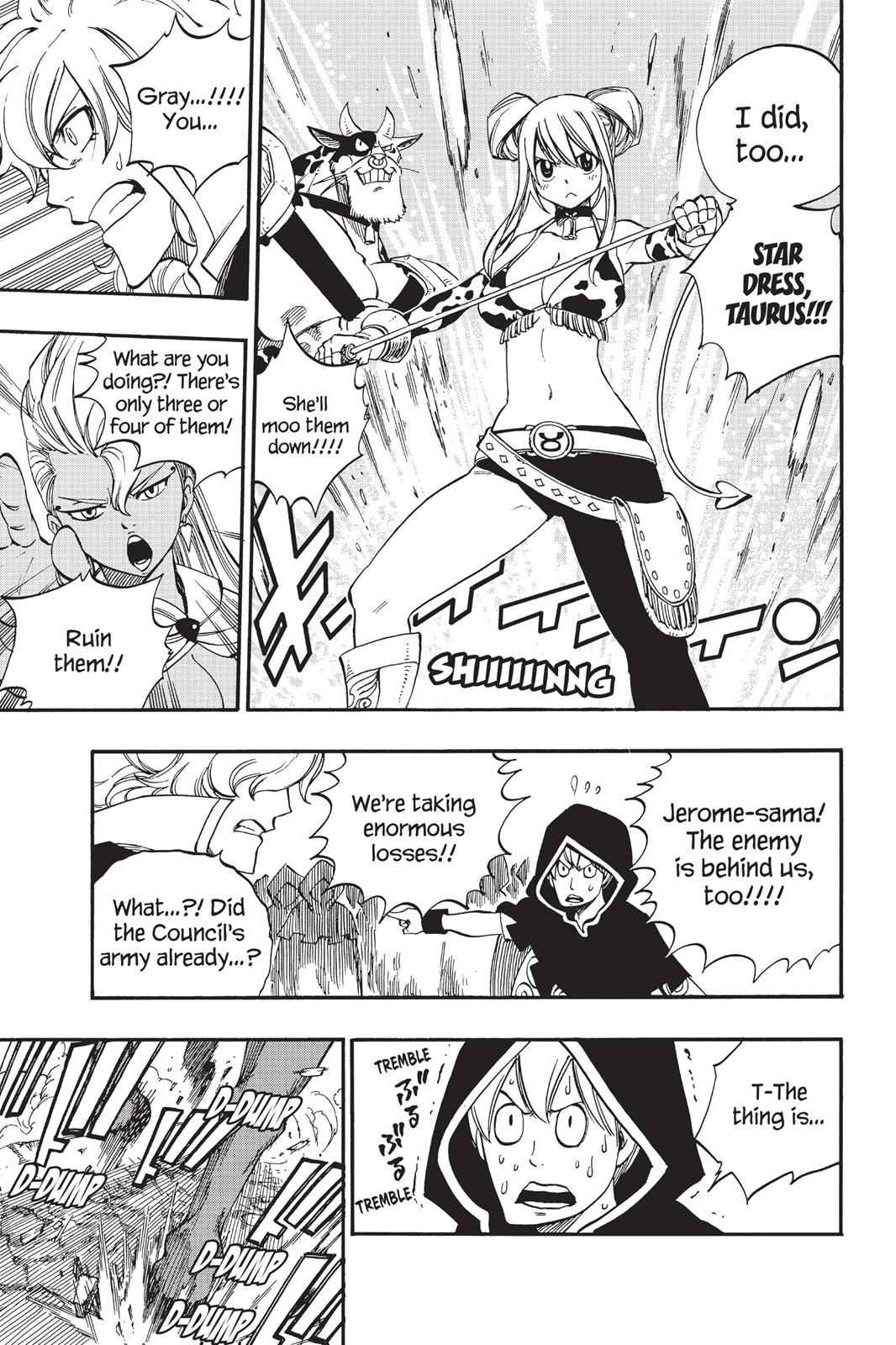 Fairy Tail Chapter 430 Page 24