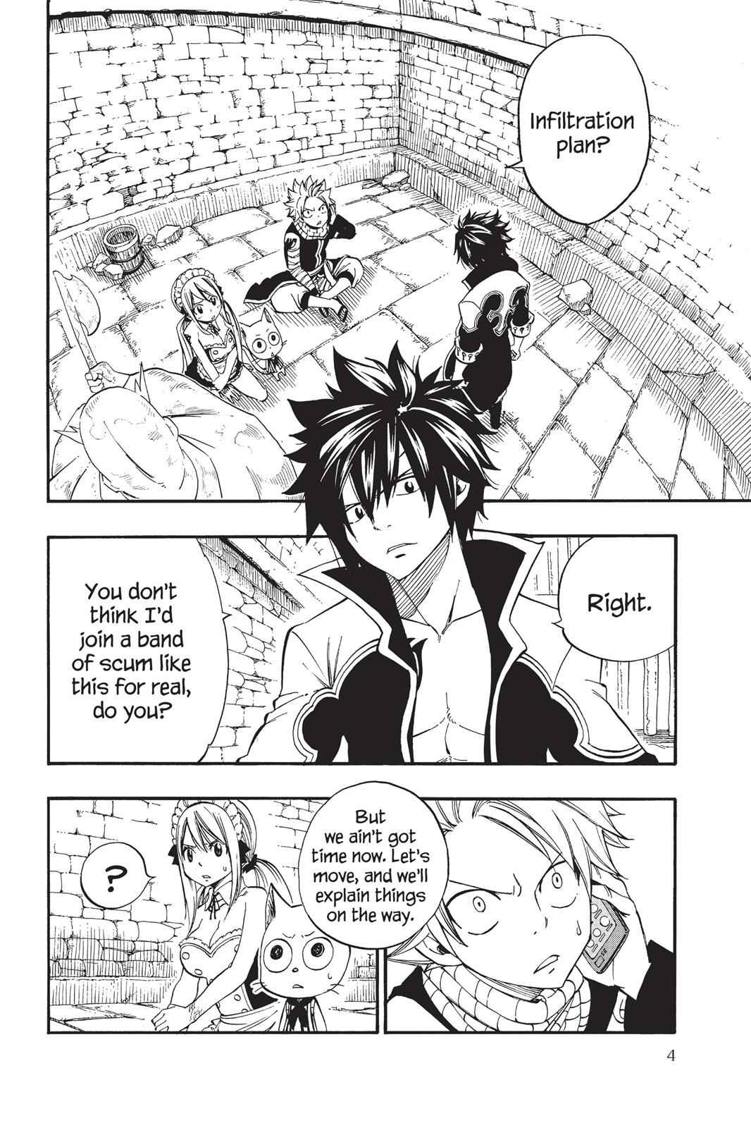 Fairy Tail Chapter 430 Page 6