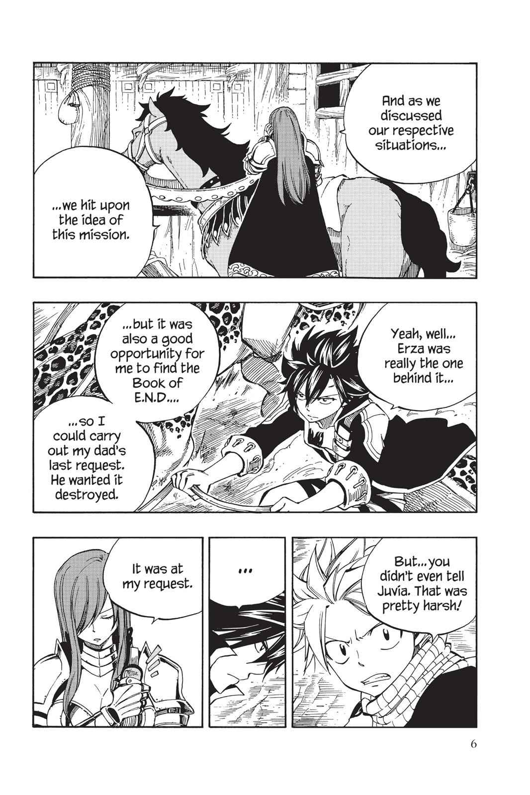 Fairy Tail Chapter 430 Page 8