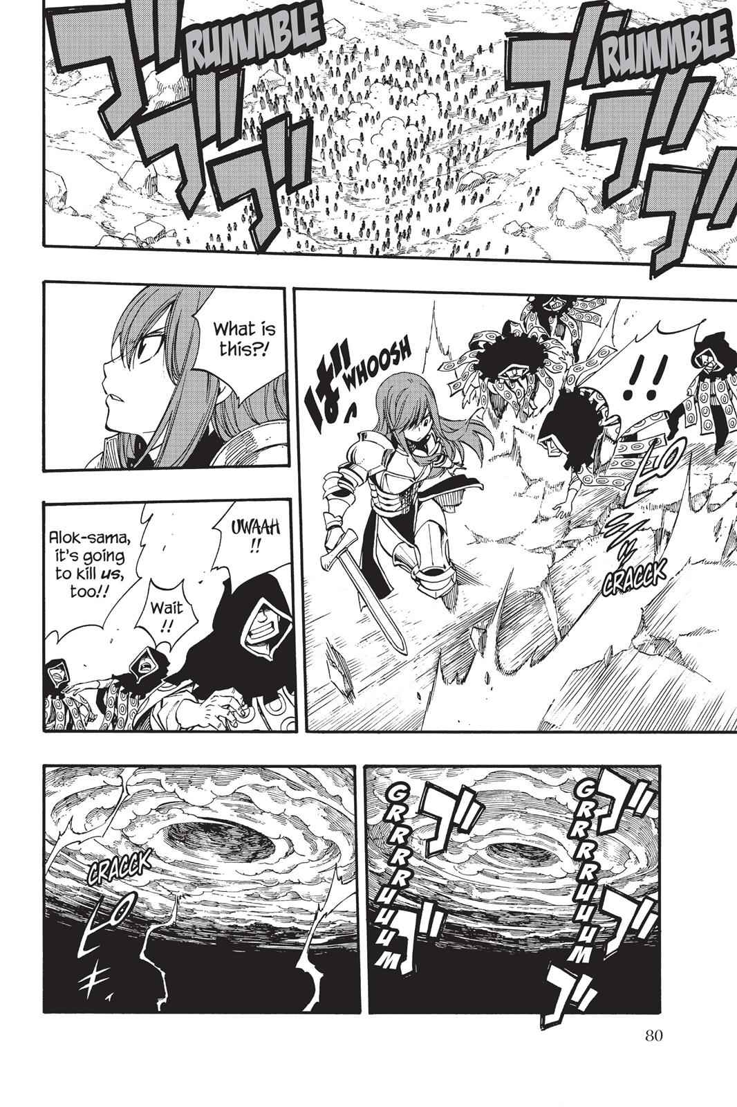 Fairy Tail Chapter 433 Page 12