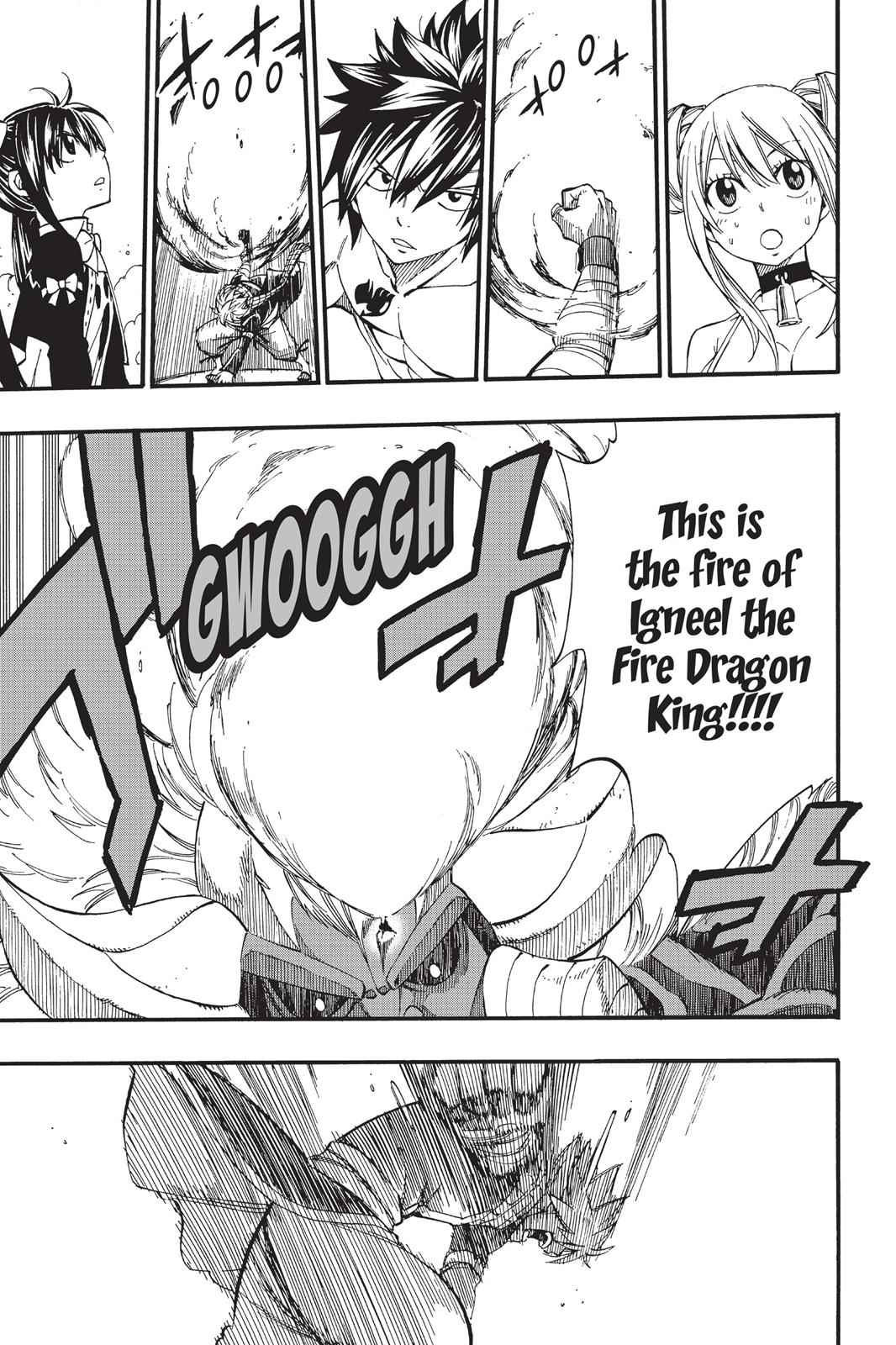 Fairy Tail Chapter 434 Page 14