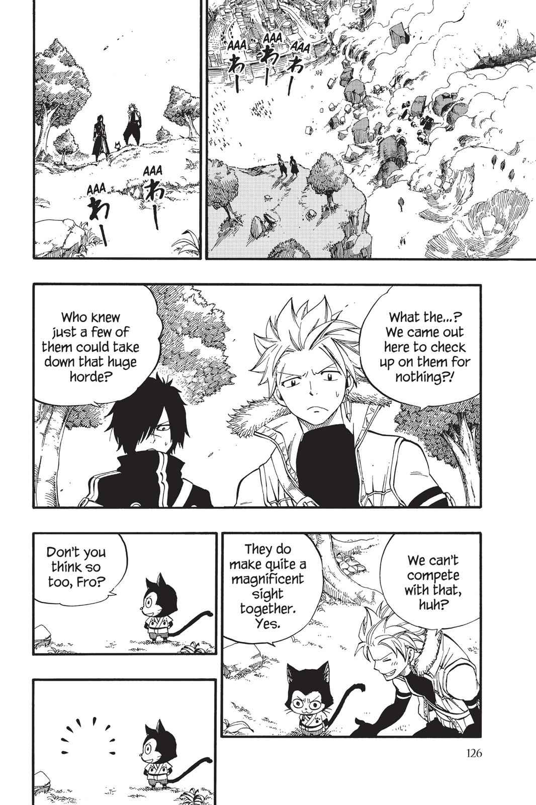 Fairy Tail Chapter 435 Page 17