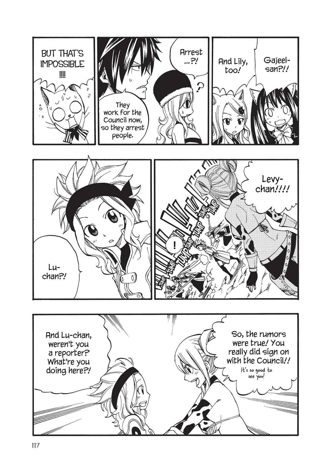 Fairy Tail Chapter 435 Page 9