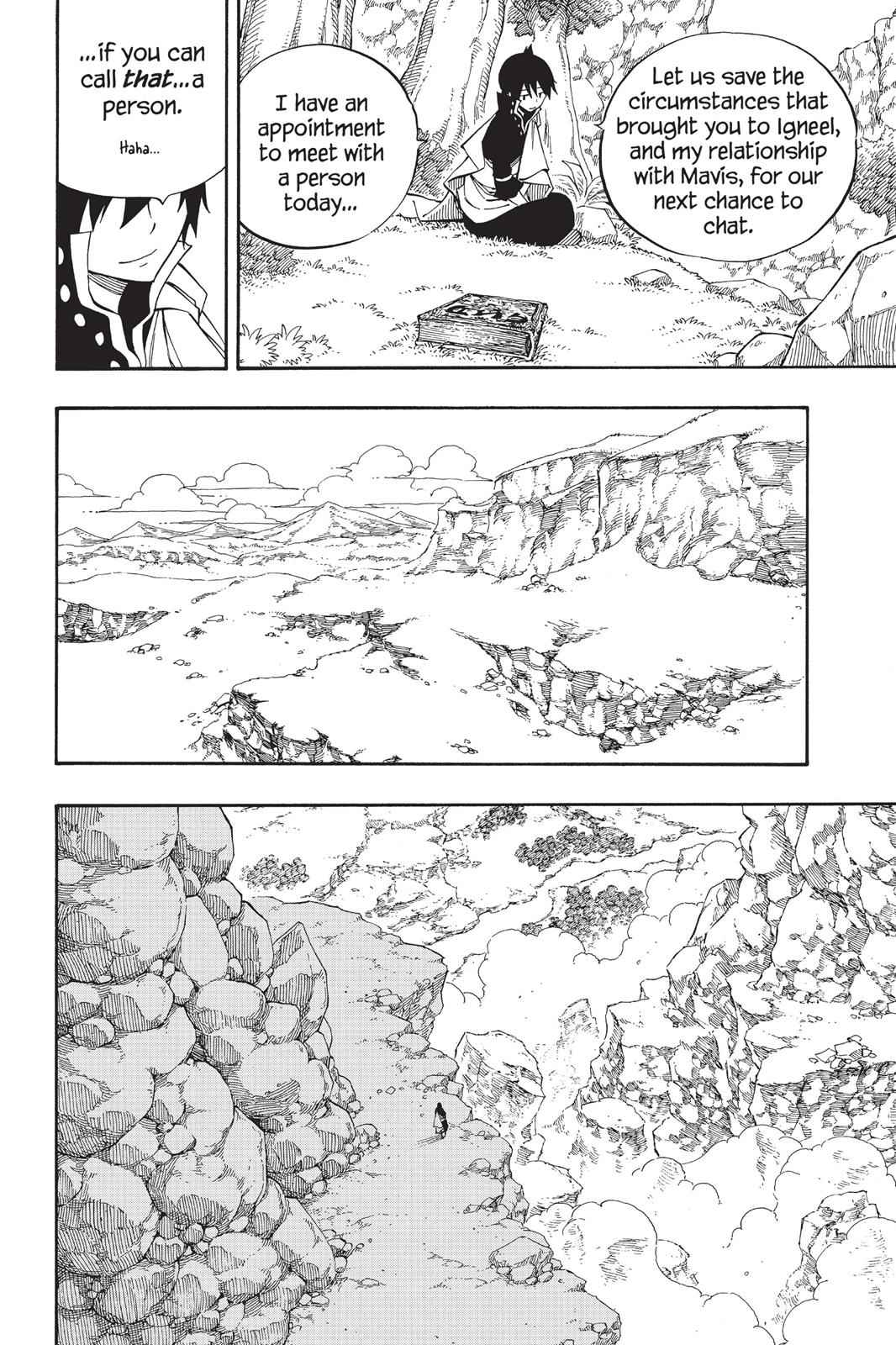 Fairy Tail Chapter 436 Page 14