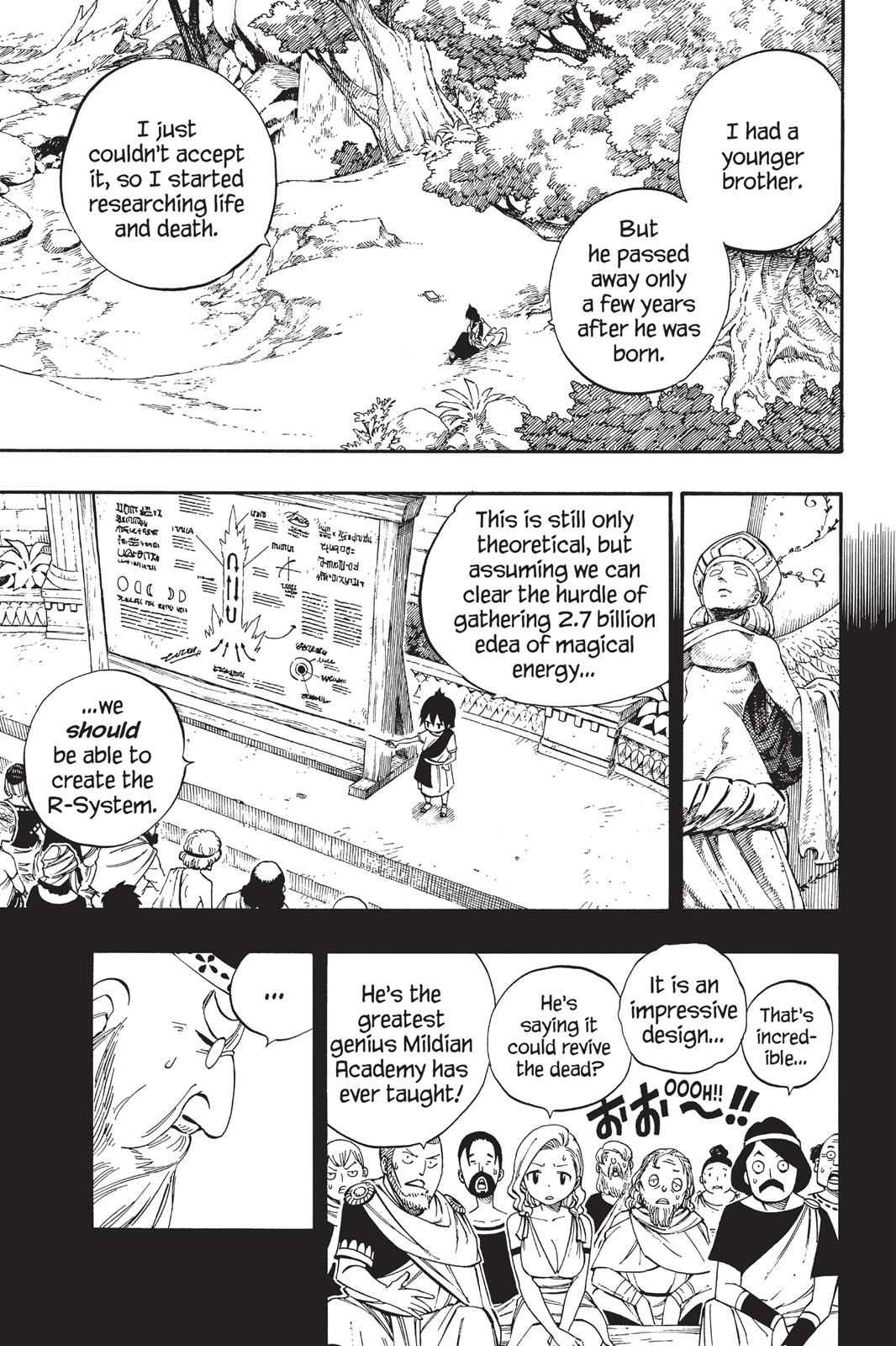 Fairy Tail Chapter 436 Page 5