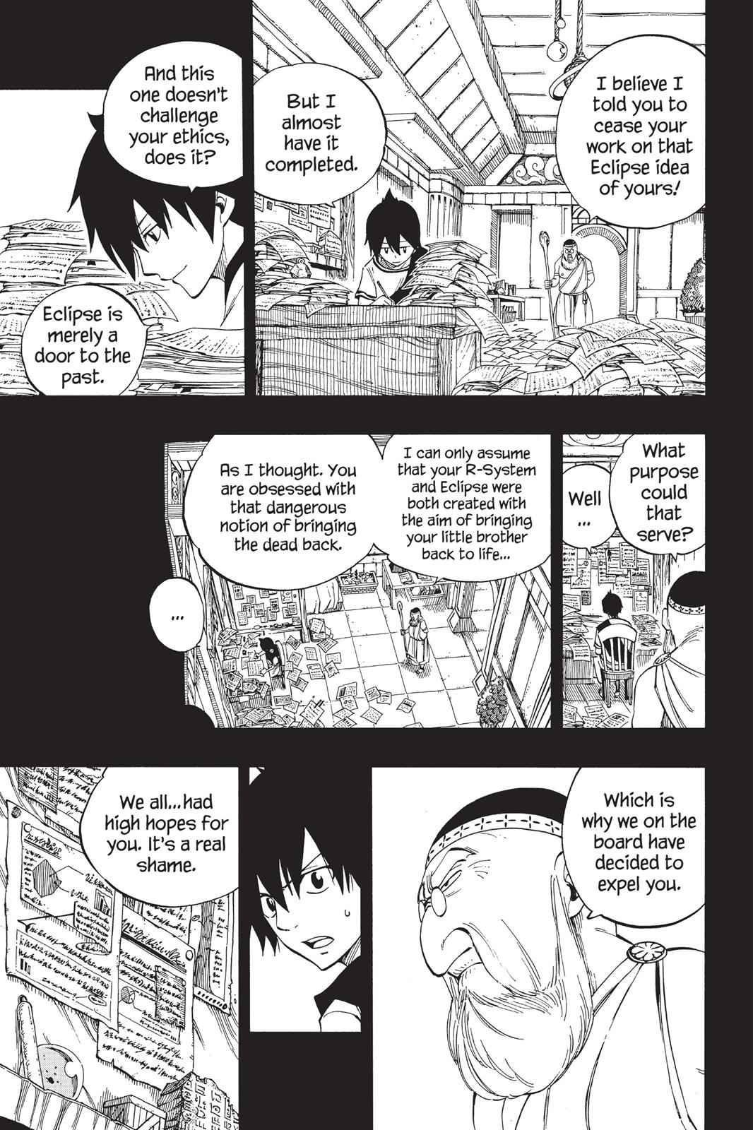 Fairy Tail Chapter 436 Page 7