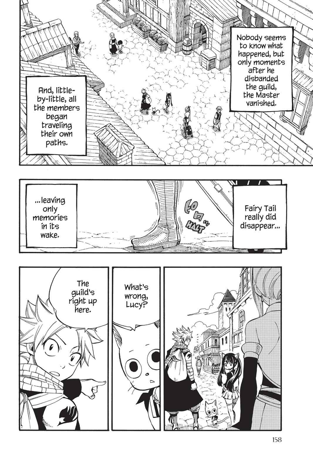 Fairy Tail Chapter 437 Page 8