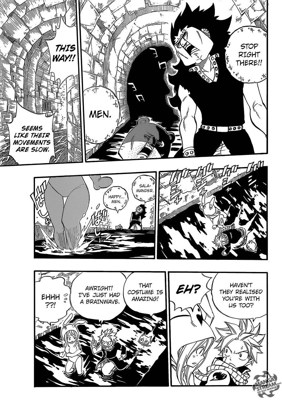 Fairy Tail Chapter 437.5 Page 24
