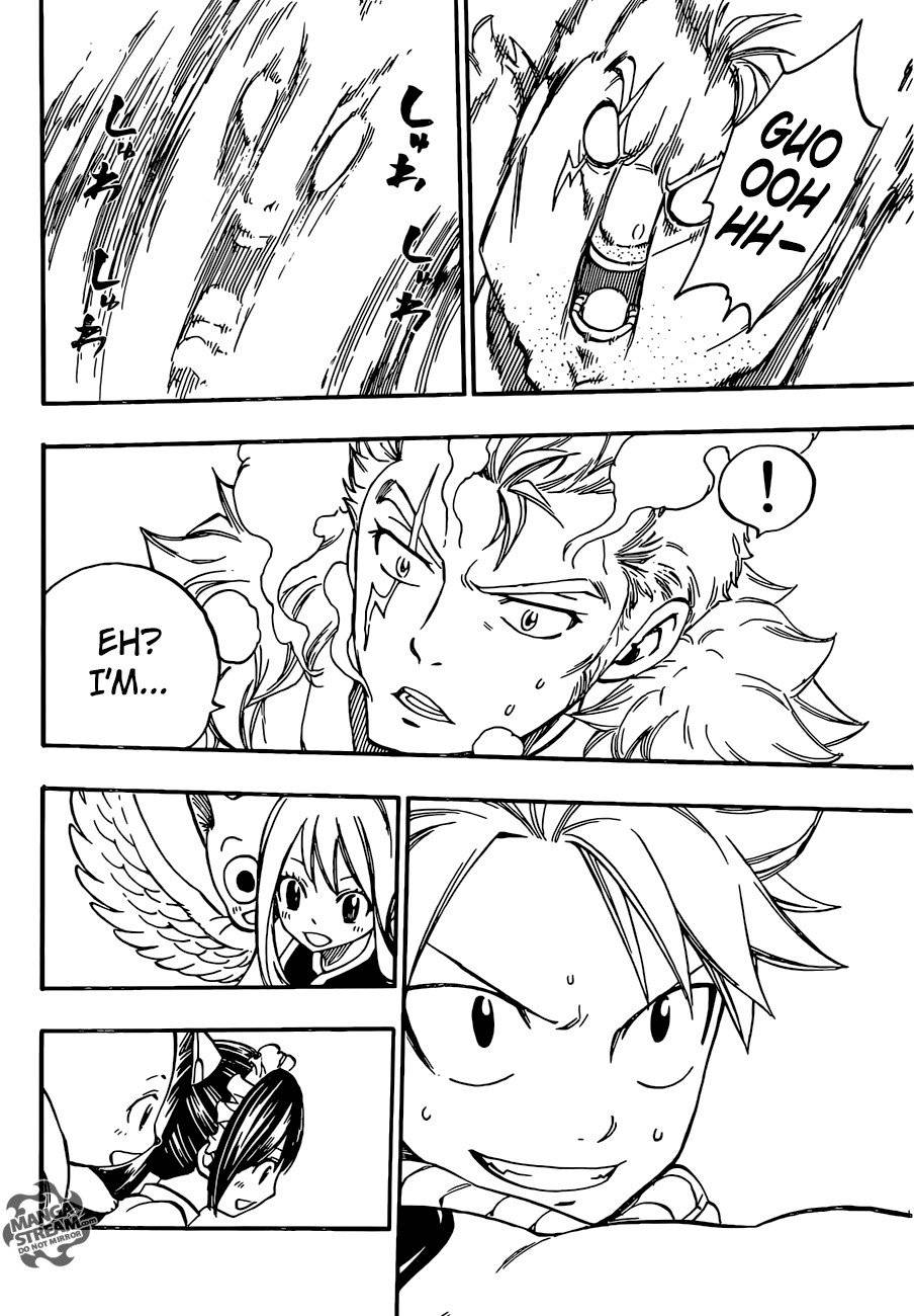 Fairy Tail Chapter 437.5 Page 39