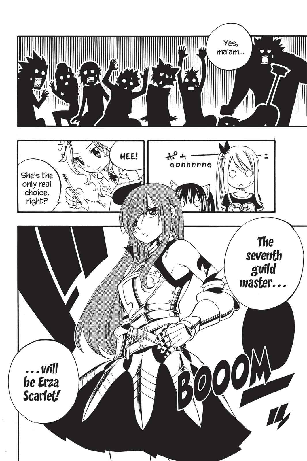 Fairy Tail Chapter 438 Page 17