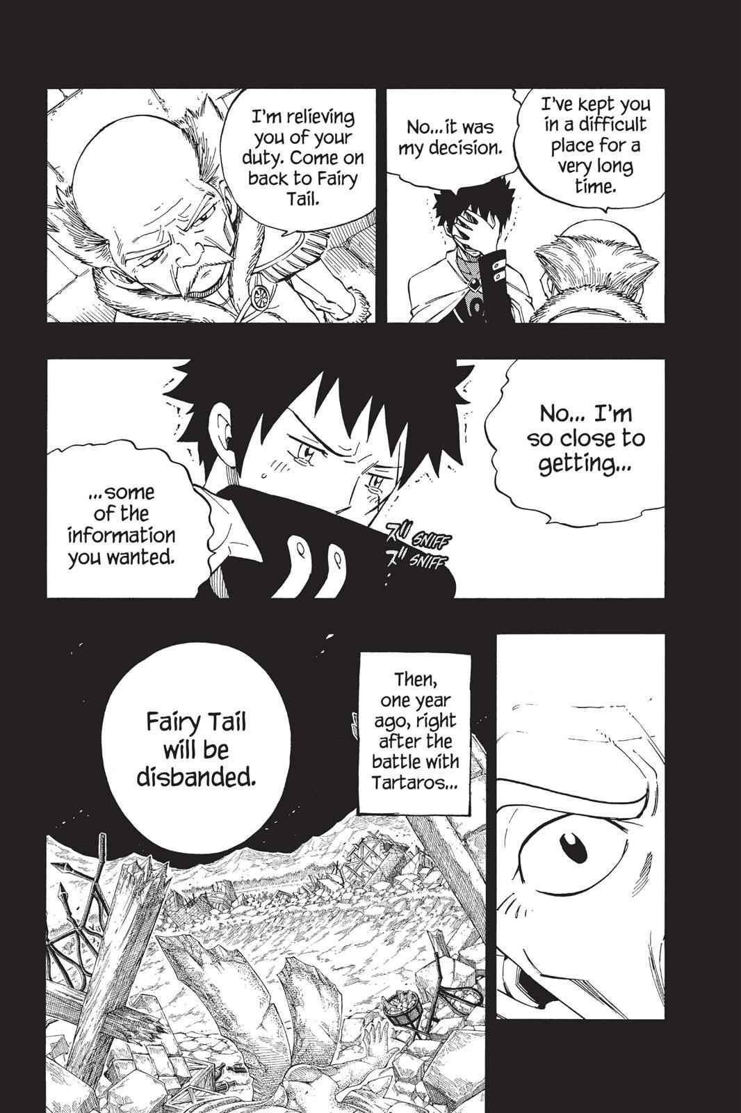 Fairy Tail Chapter 439 Page 16