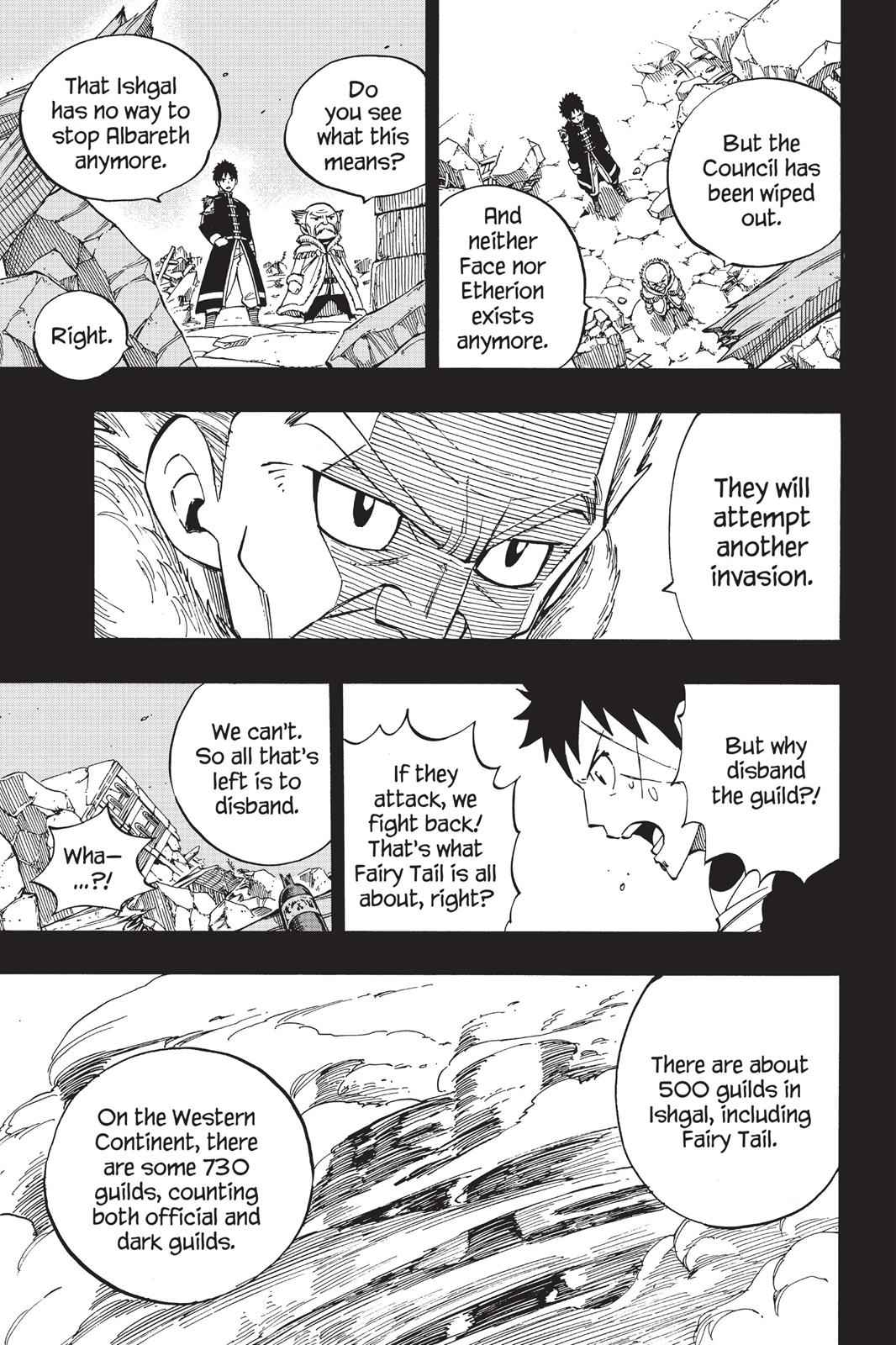 Fairy Tail Chapter 439 Page 19