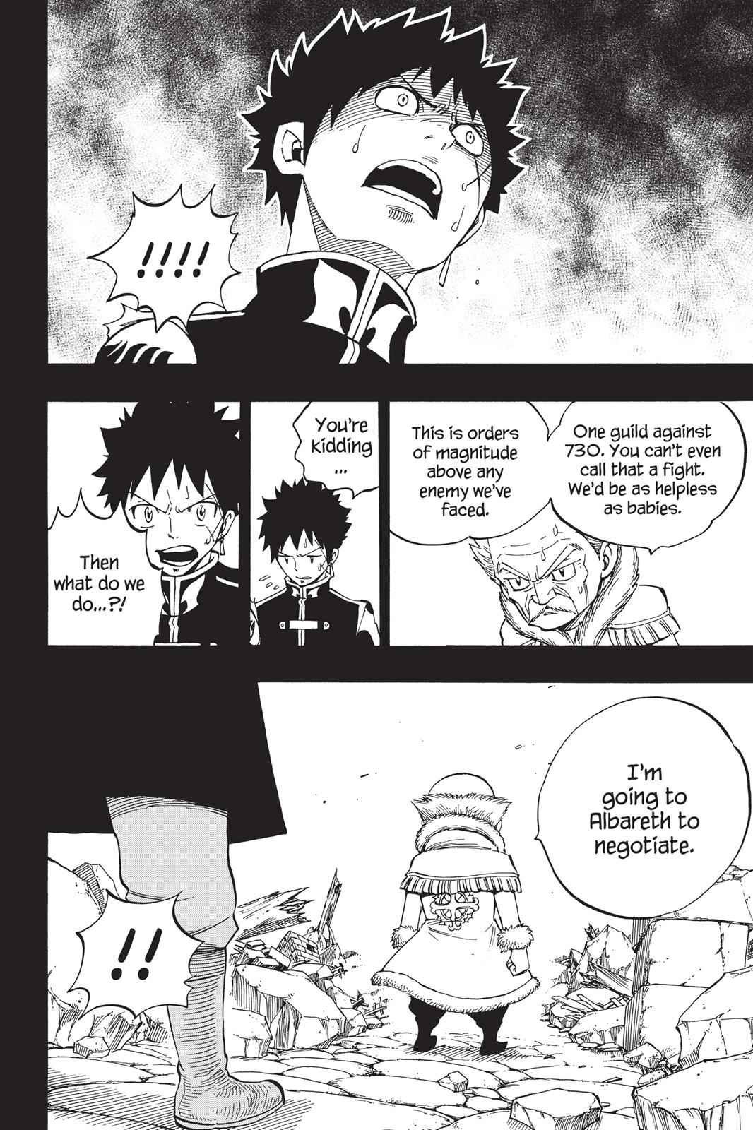 Fairy Tail Chapter 439 Page 21