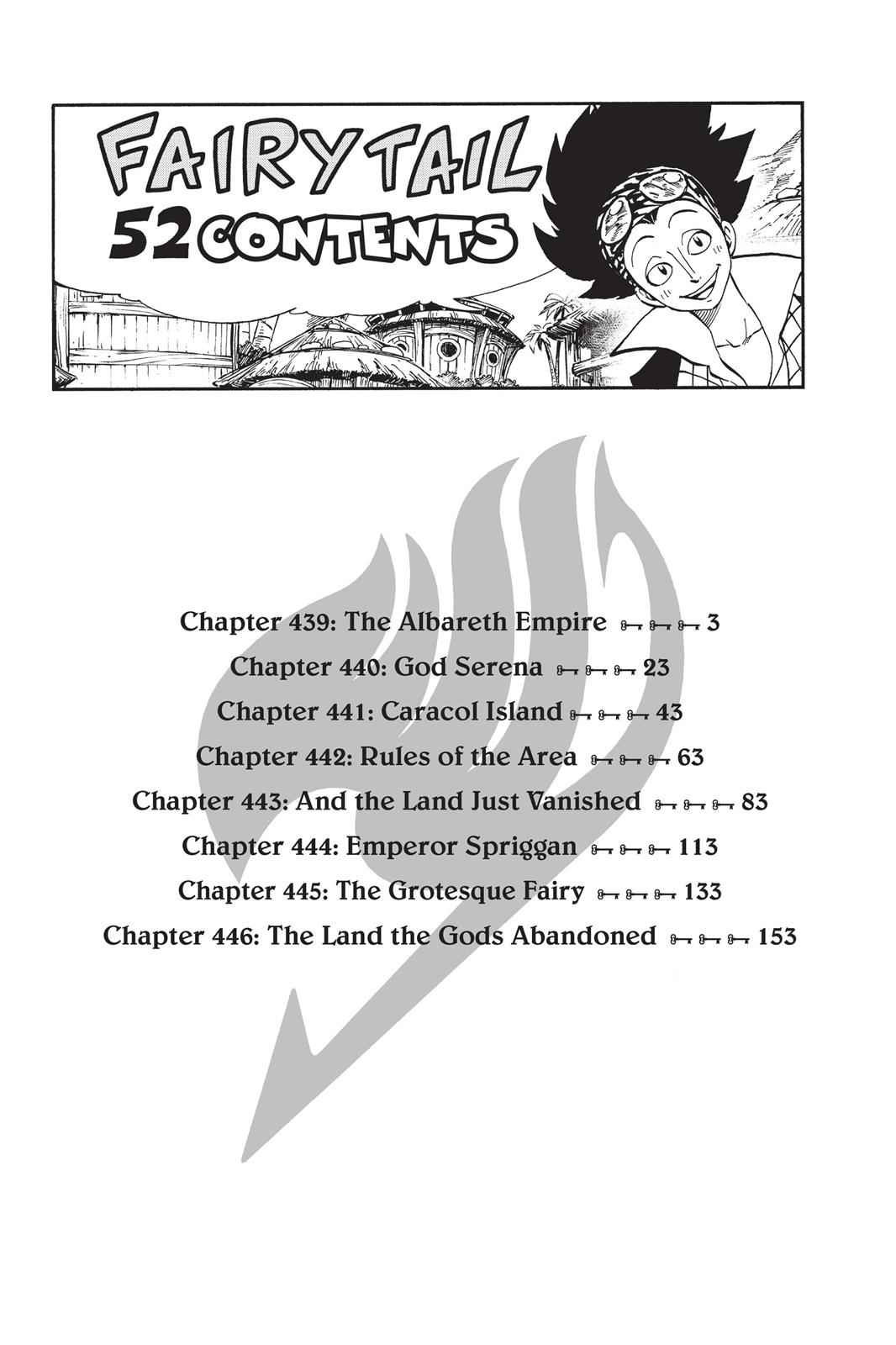 Fairy Tail Chapter 439 Page 4