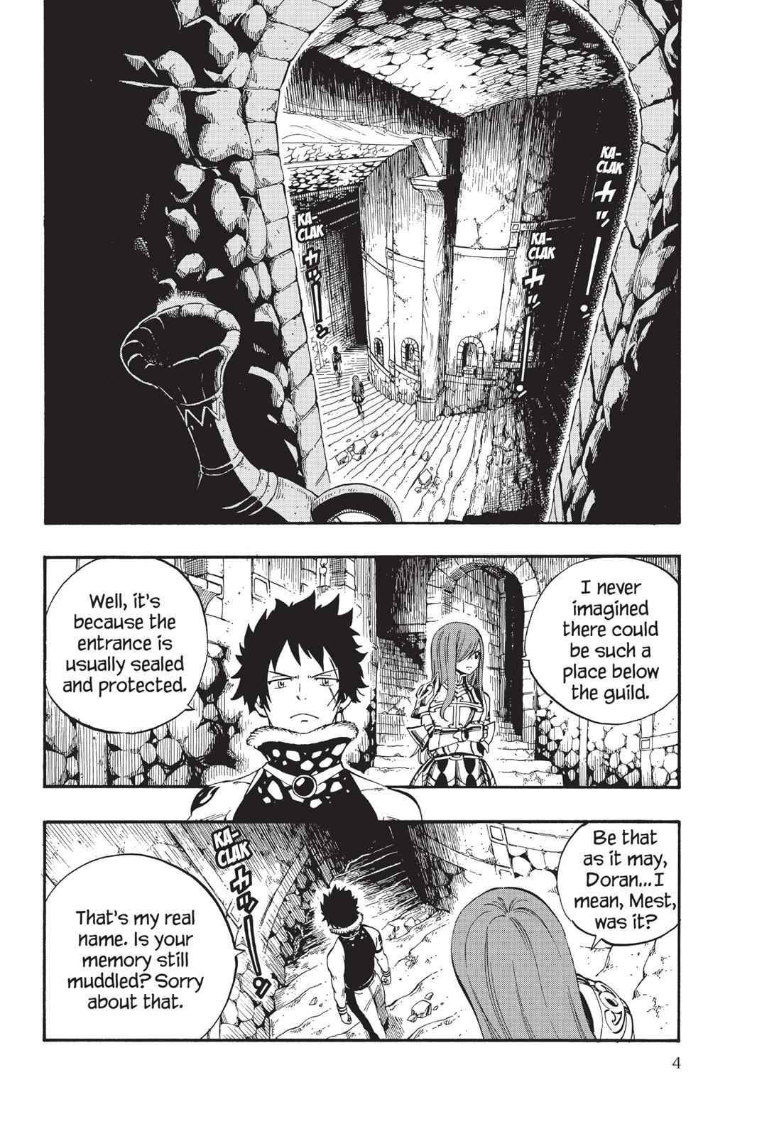 Fairy Tail Chapter 439 Page 6