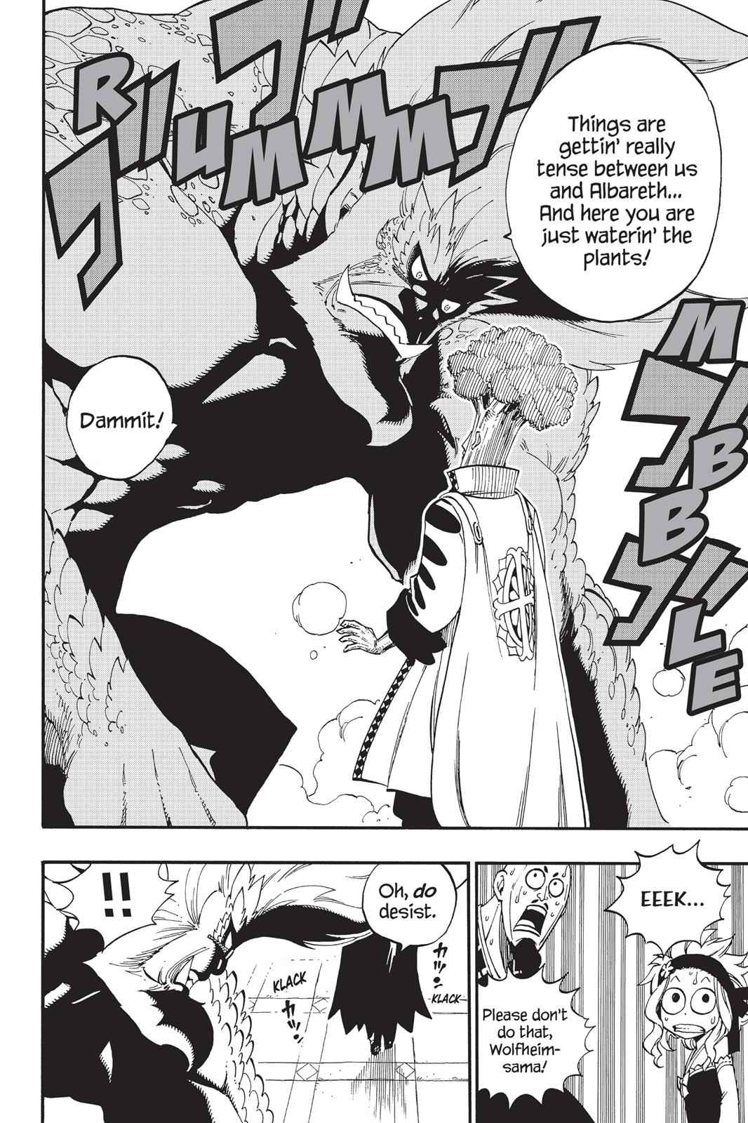 Fairy Tail Chapter 440 Page 16
