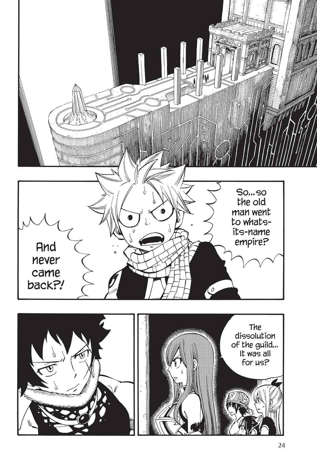 Fairy Tail Chapter 440 Page 2