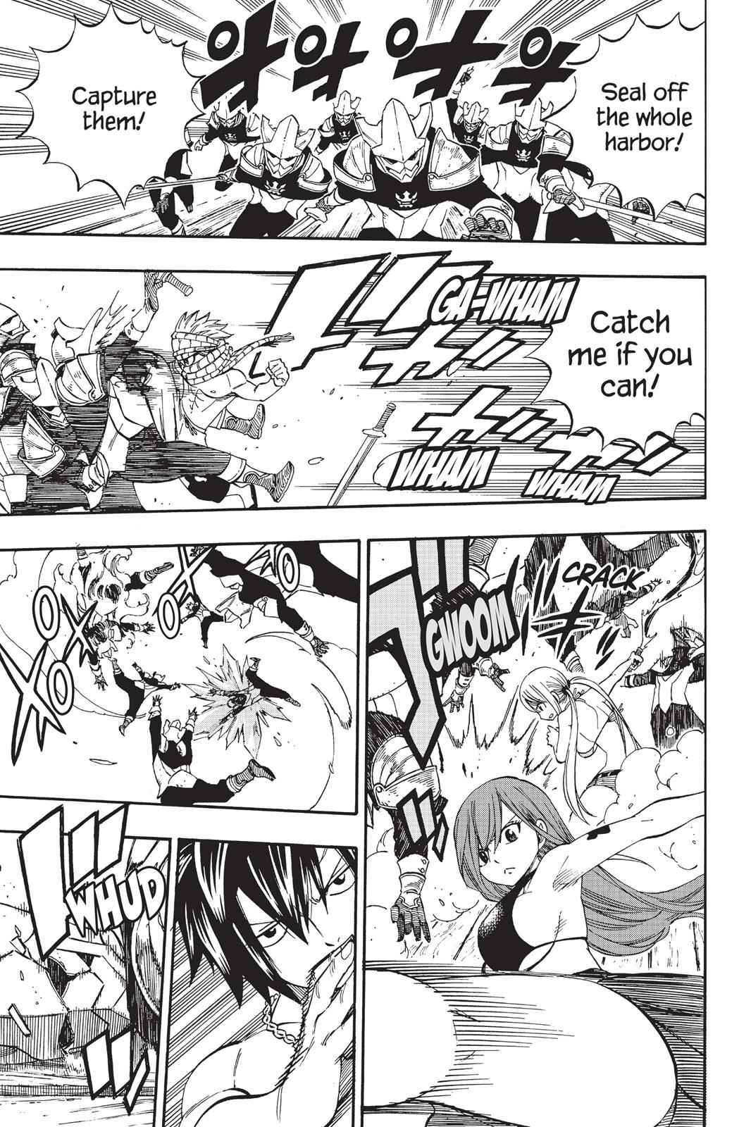 Fairy Tail Chapter 442 Page 5