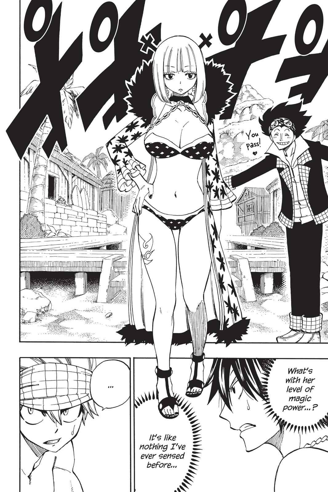 Fairy Tail Chapter 443 Page 10