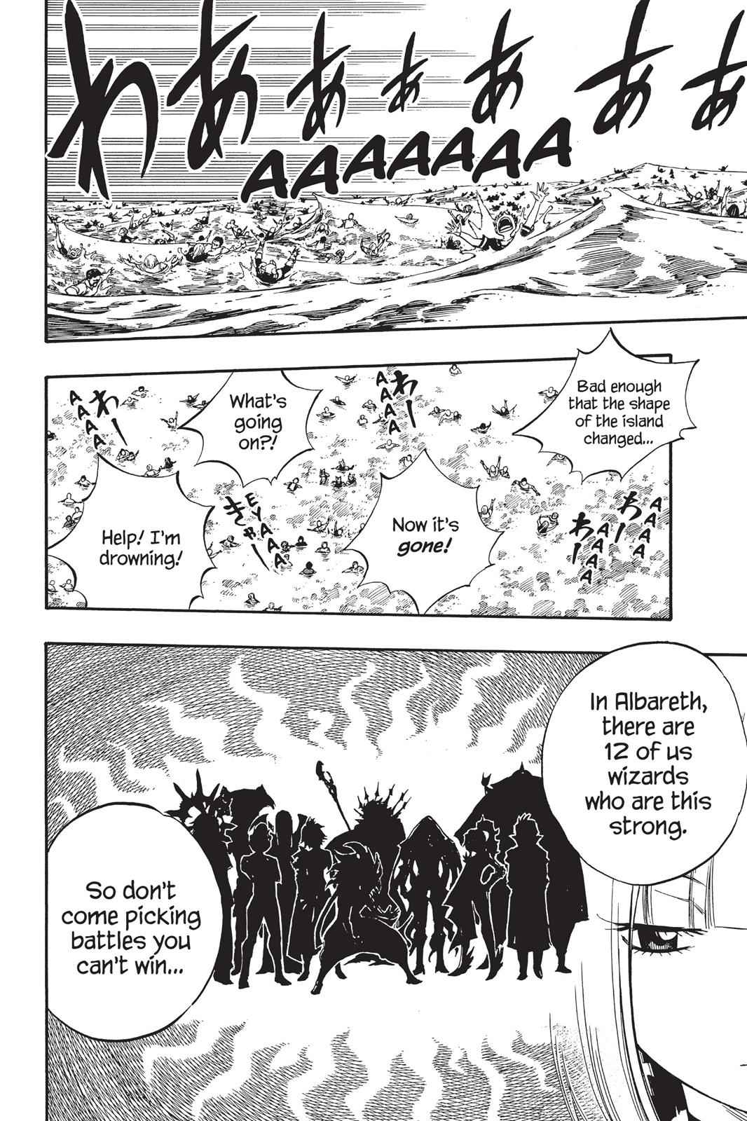 Fairy Tail Chapter 443 Page 26