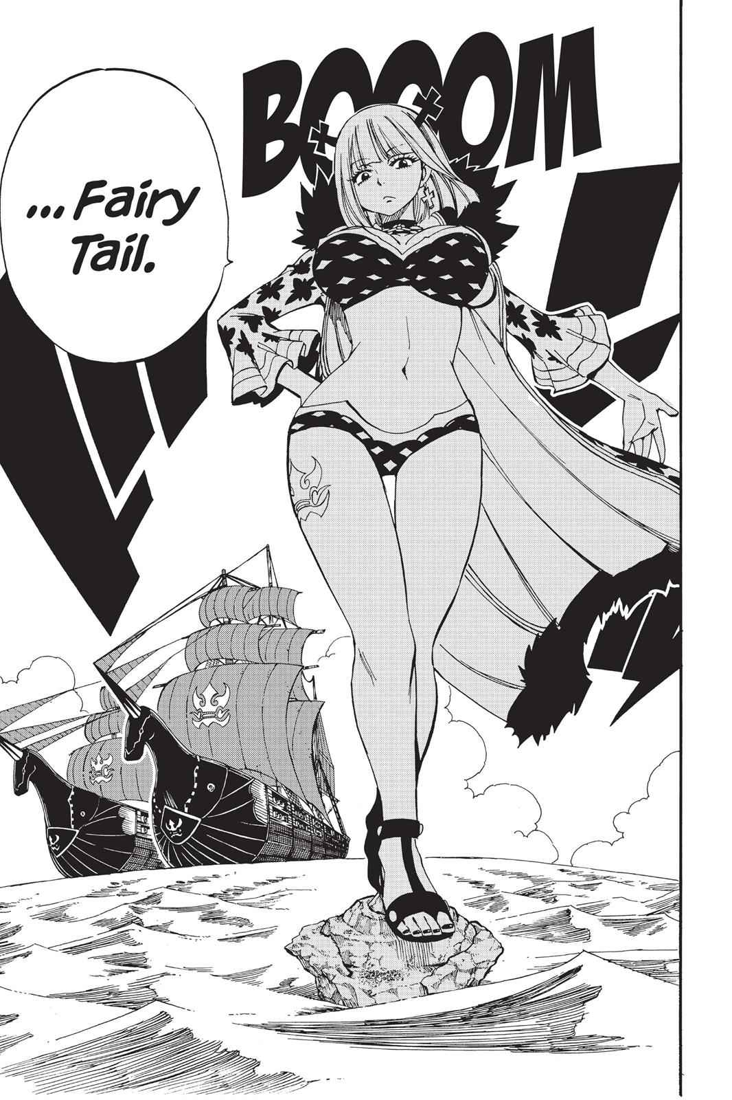 Fairy Tail Chapter 443 Page 27