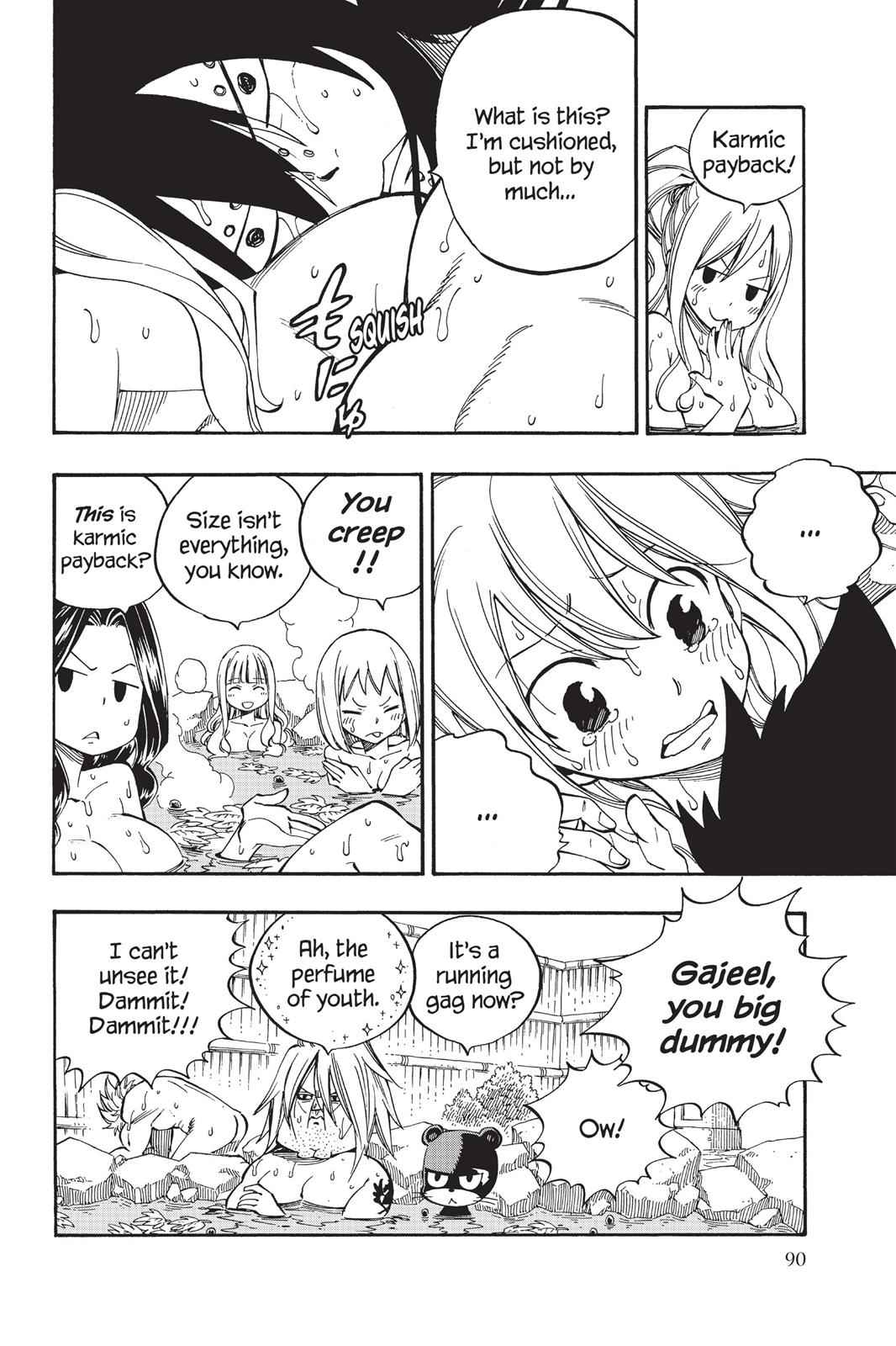 Fairy Tail Chapter 443 Page 8
