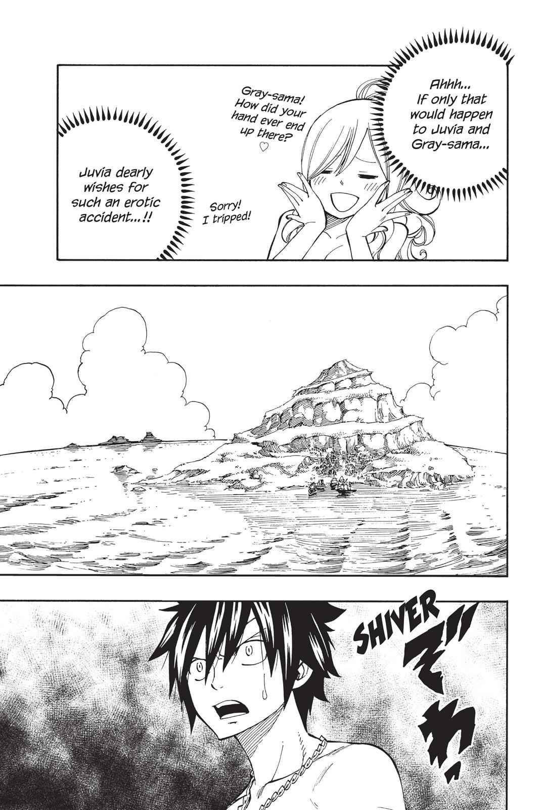 Fairy Tail Chapter 443 Page 9