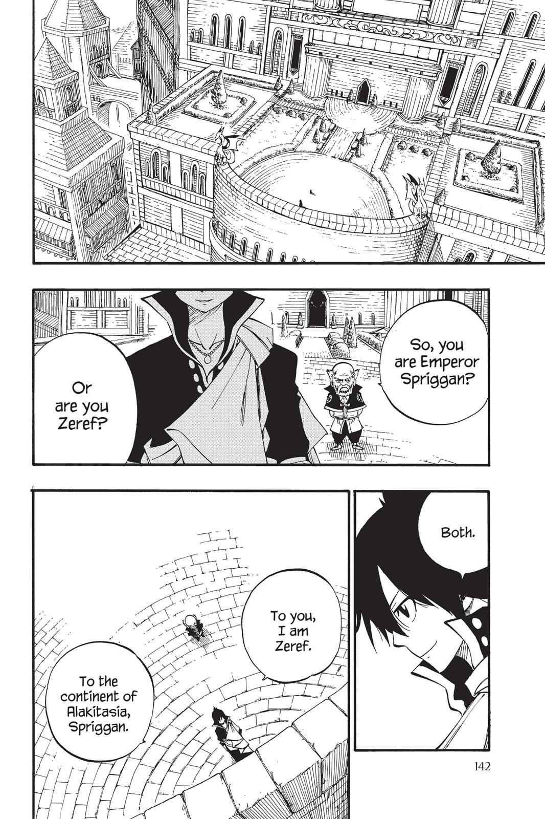 Fairy Tail Chapter 445 Page 10