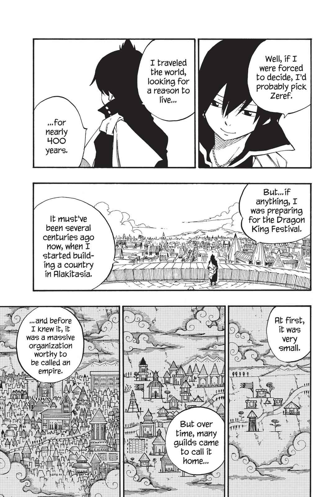 Fairy Tail Chapter 445 Page 11