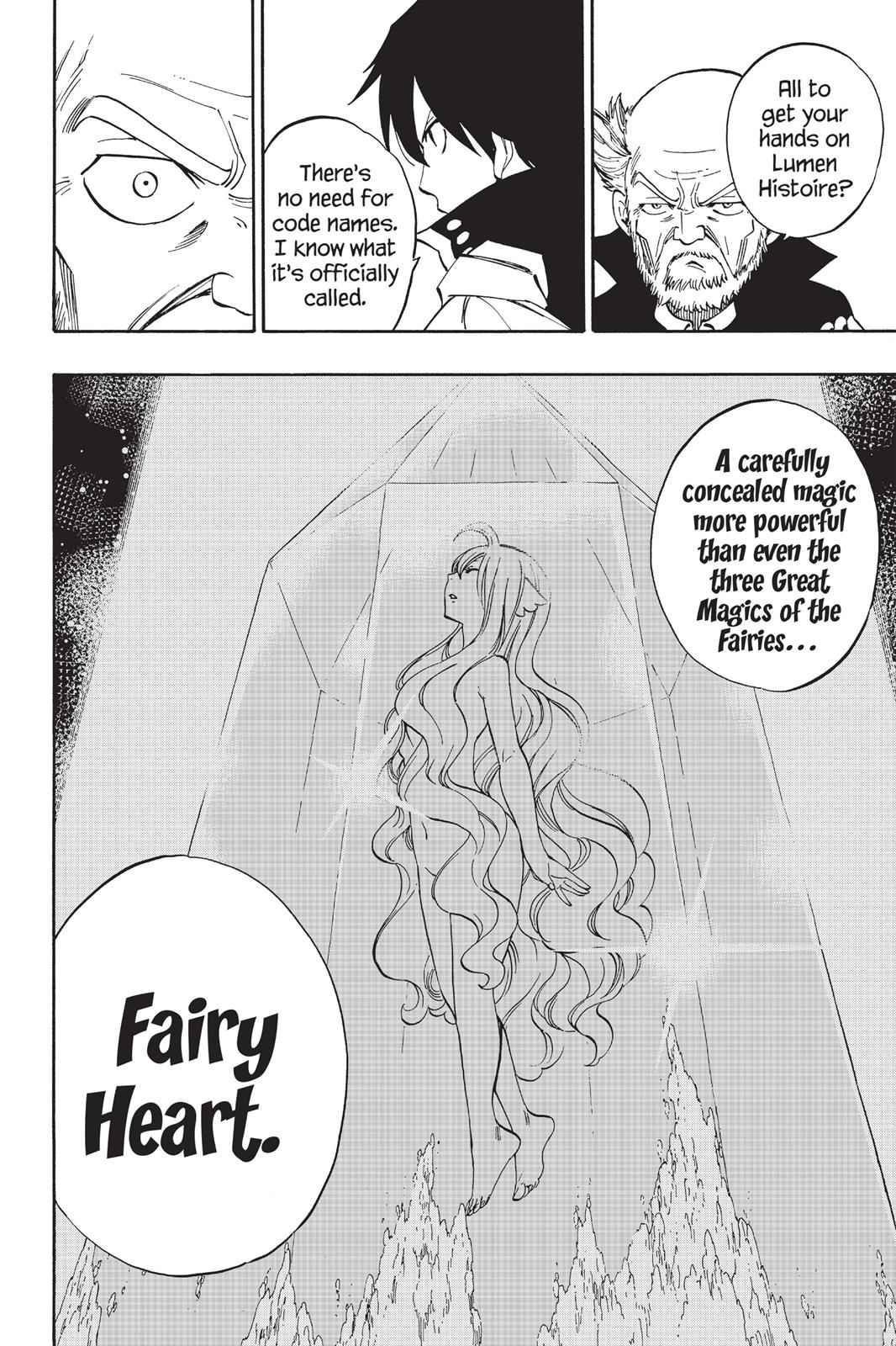 Fairy Tail Chapter 445 Page 12