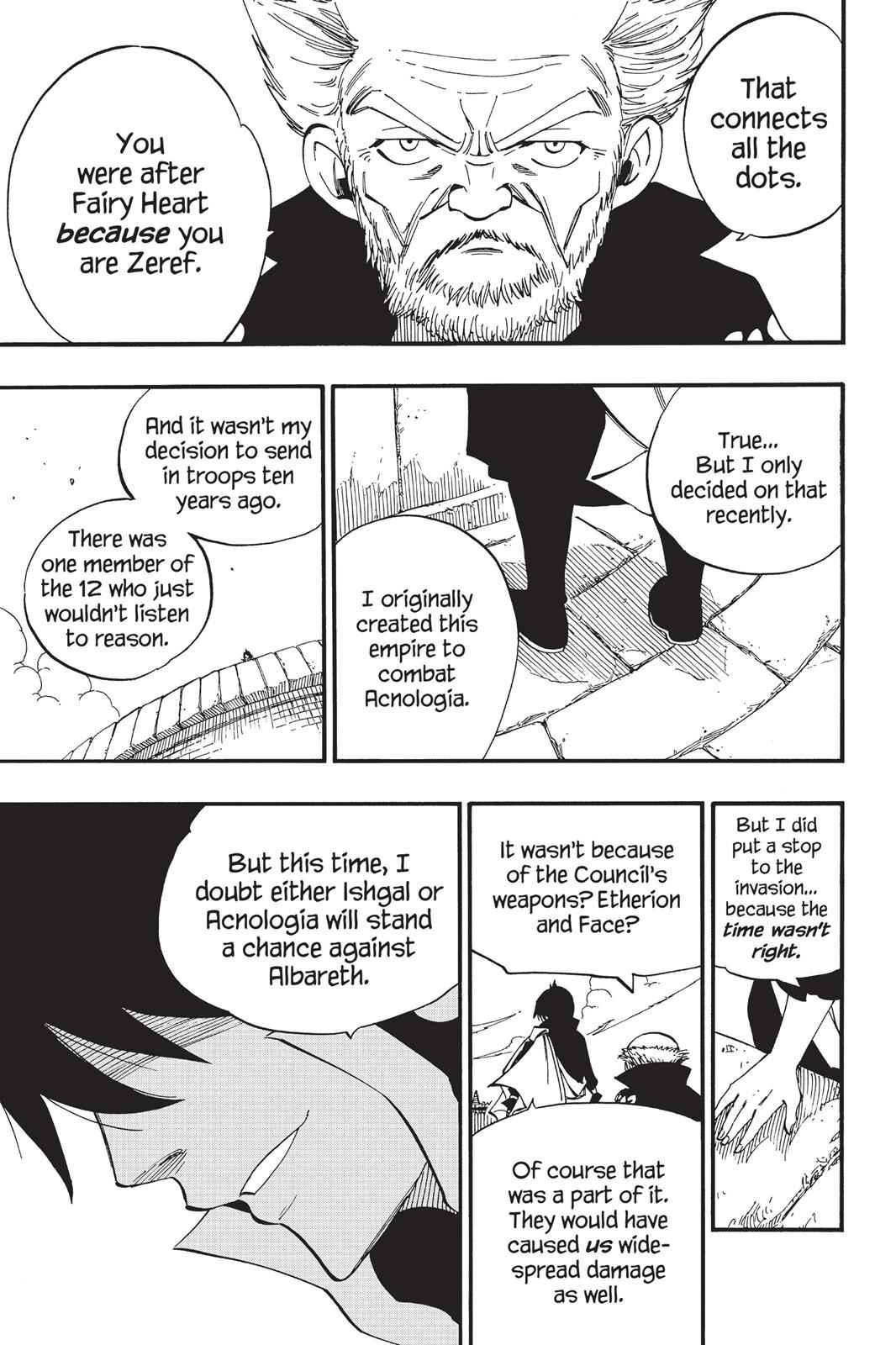 Fairy Tail Chapter 445 Page 13