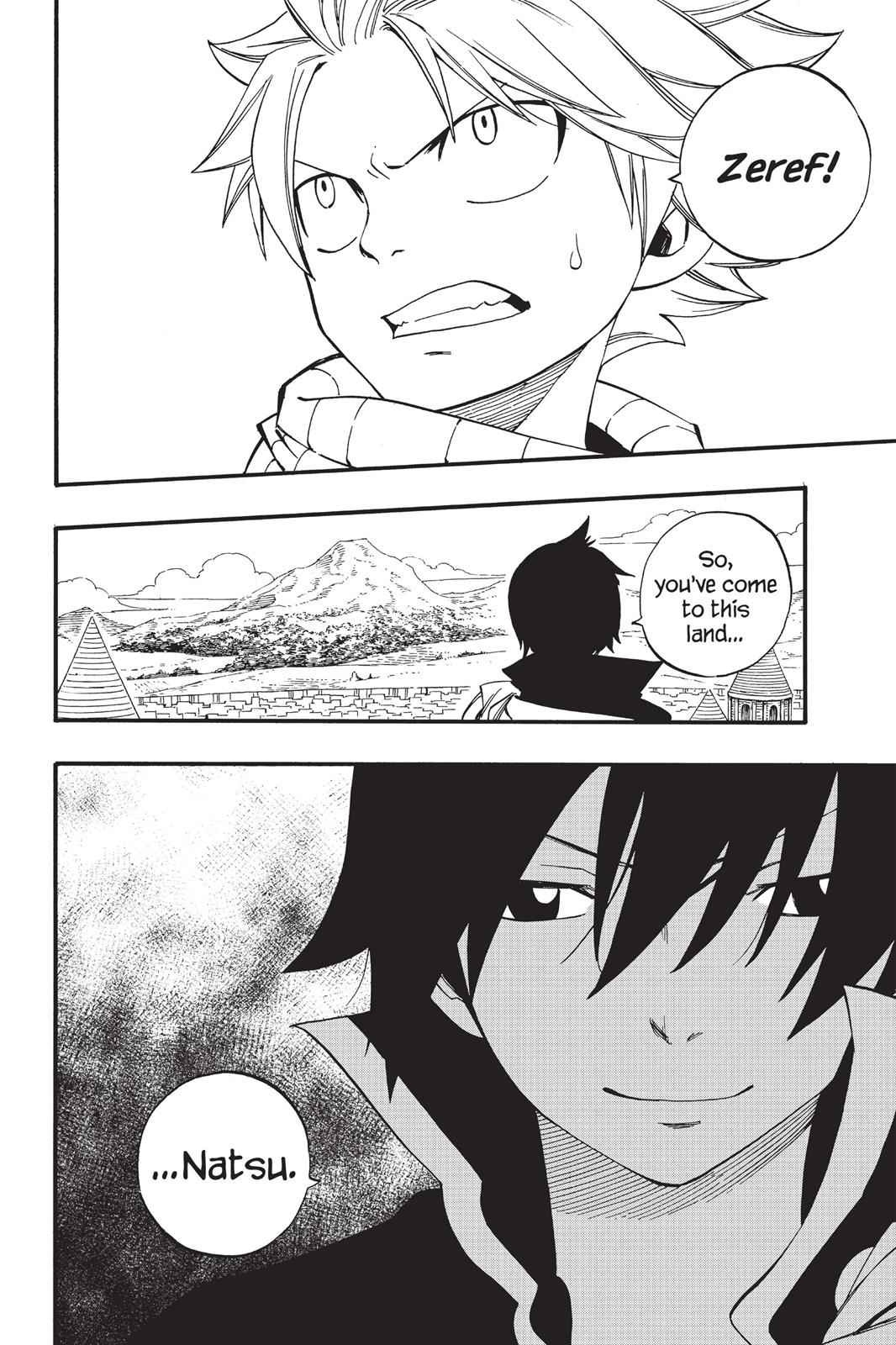 Fairy Tail Chapter 445 Page 20