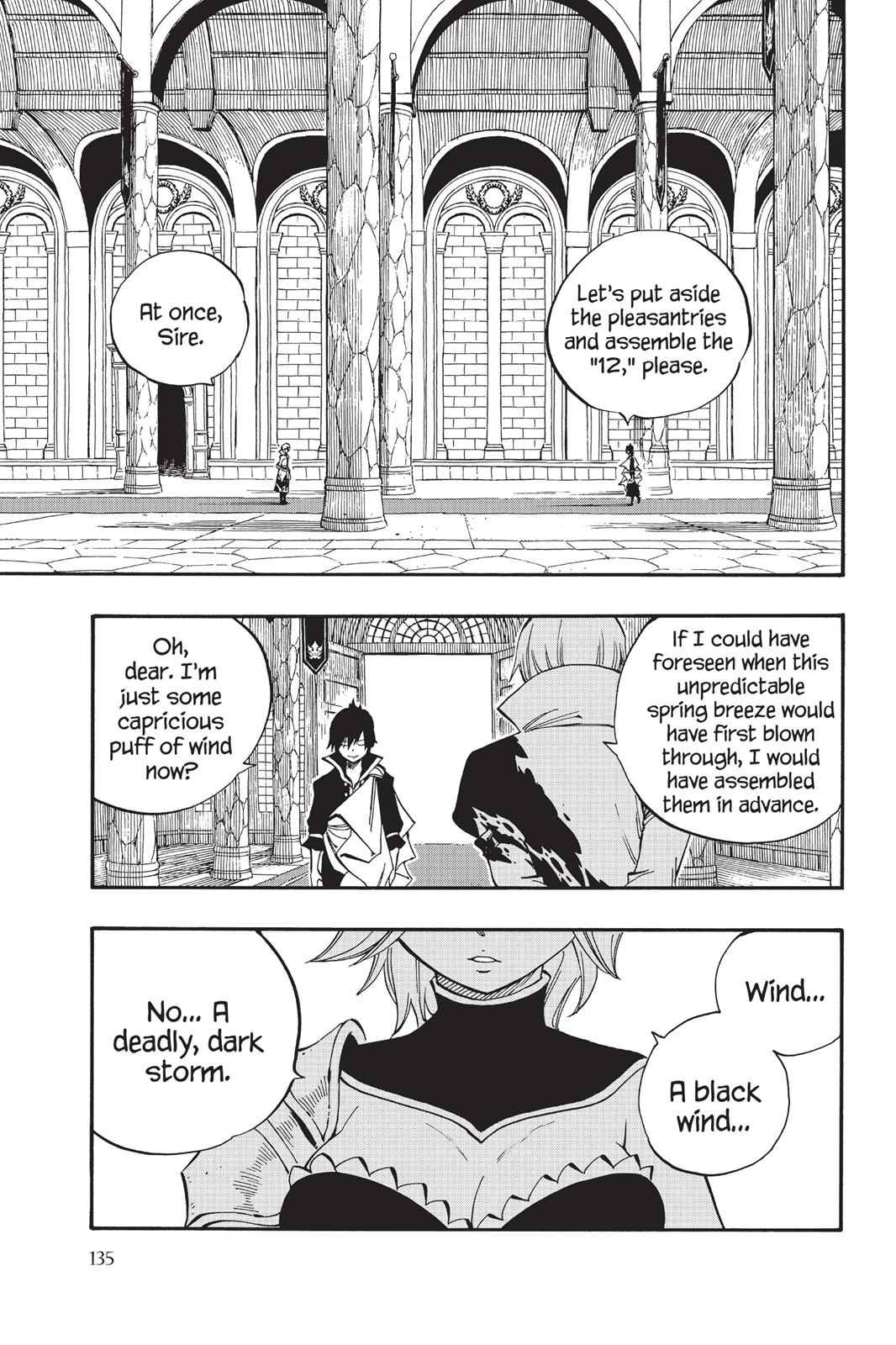 Fairy Tail Chapter 445 Page 3