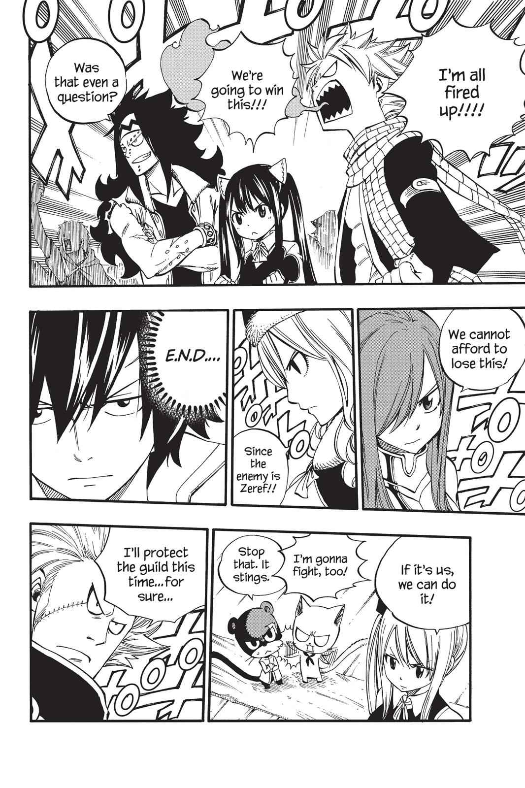 Fairy Tail Chapter 448 Page 15