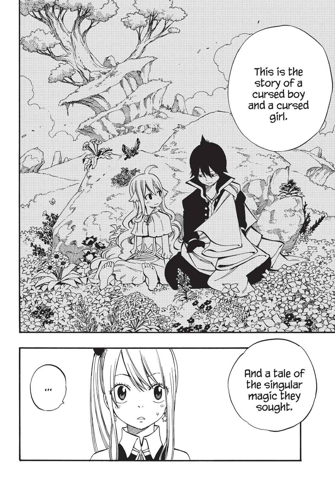 Fairy Tail Chapter 448 Page 19