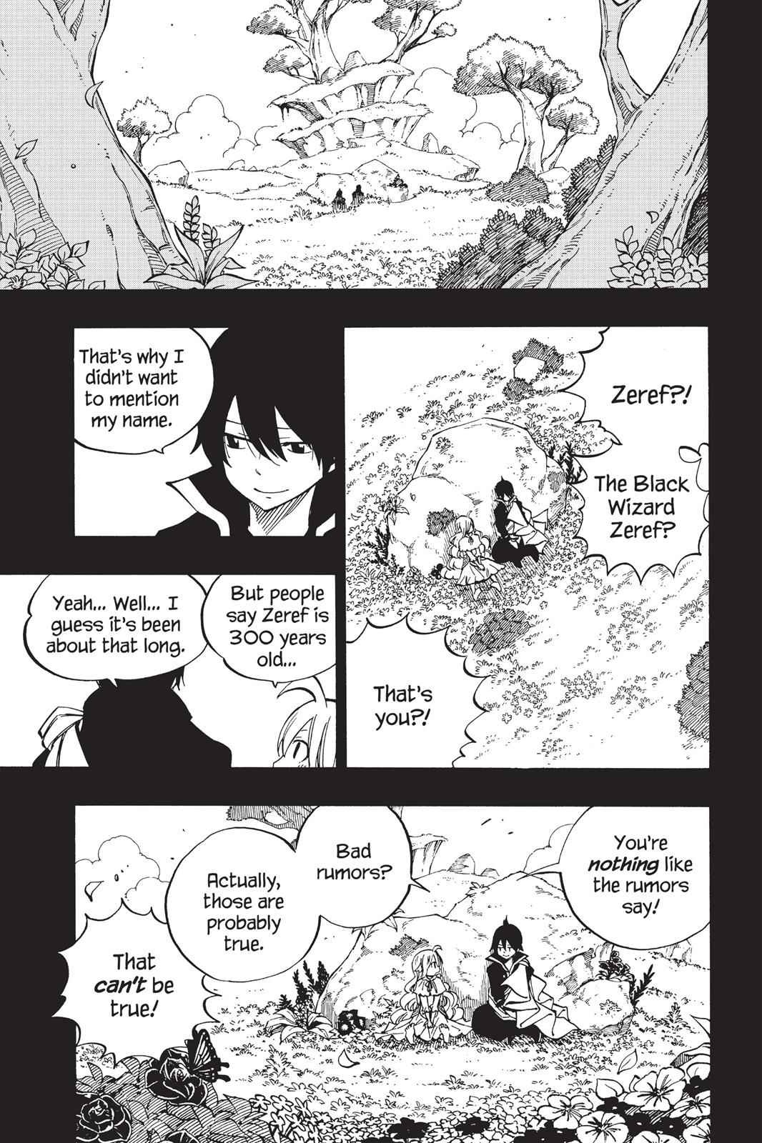 Fairy Tail Chapter 449 Page 13
