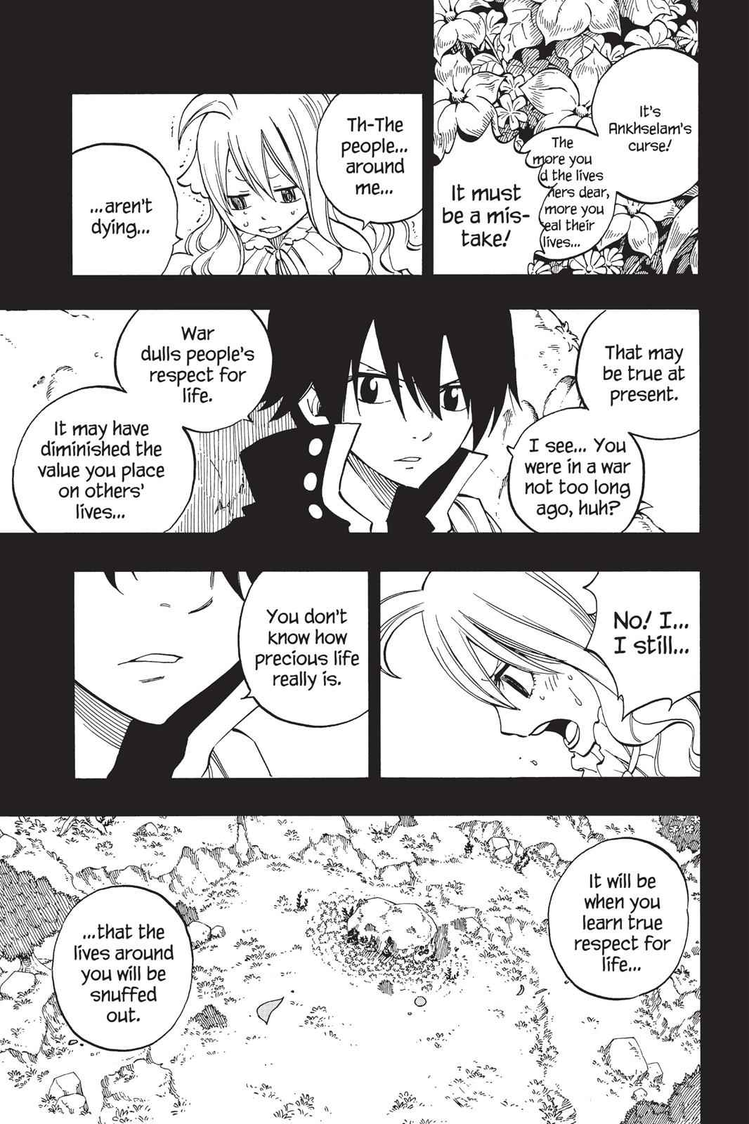 Fairy Tail Chapter 449 Page 17