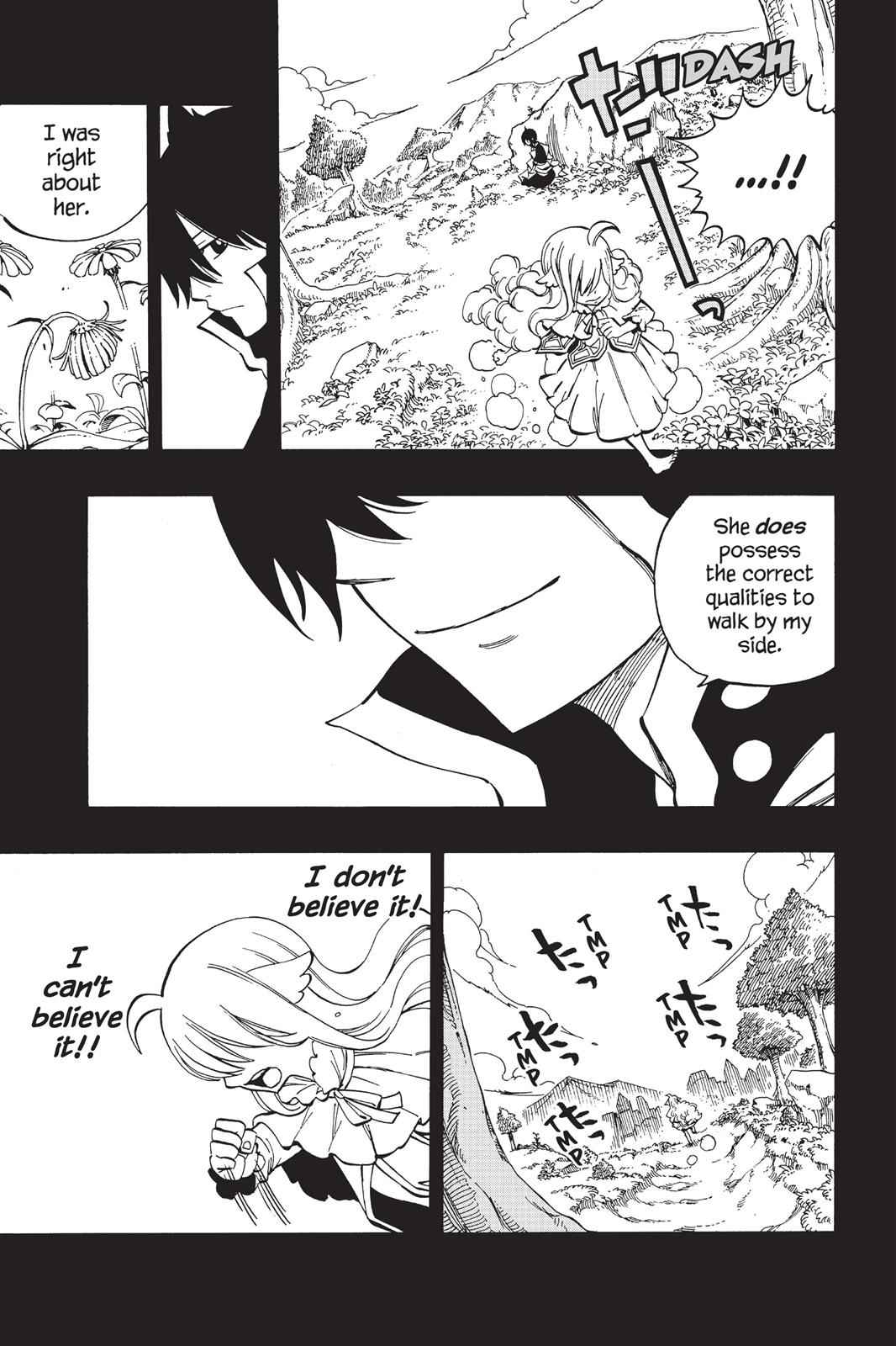 Fairy Tail Chapter 449 Page 19