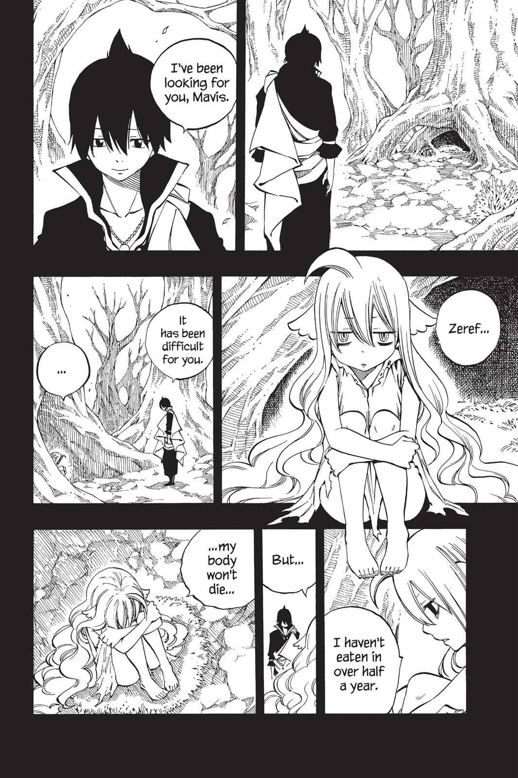 Fairy Tail Chapter 450 Page 10