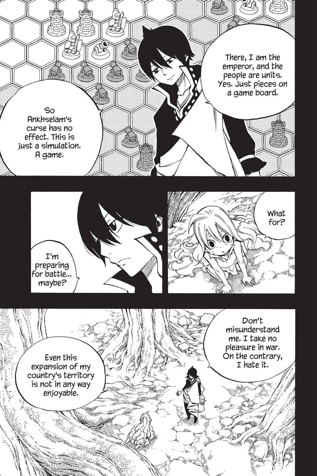 Fairy Tail Chapter 450 Page 13