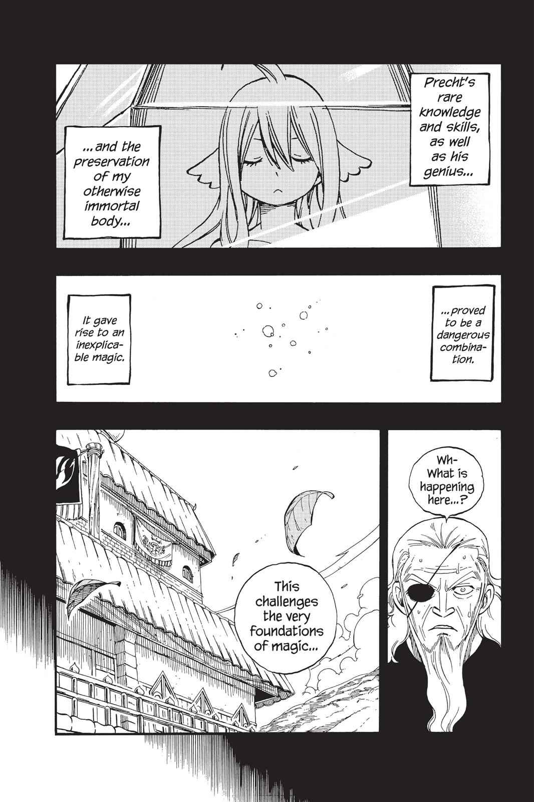Fairy Tail Chapter 451 Page 11