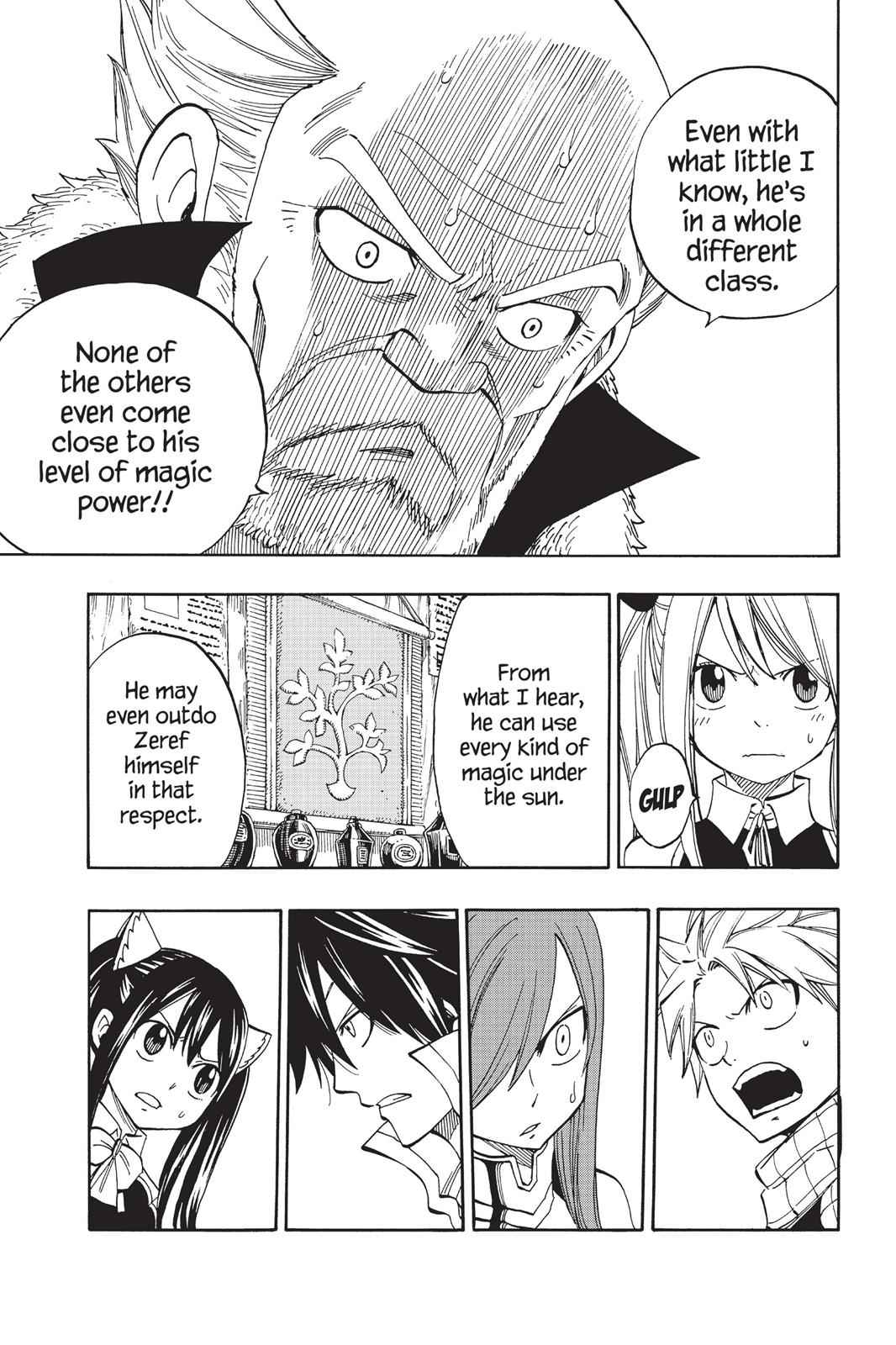 Fairy Tail Chapter 452 Page 17