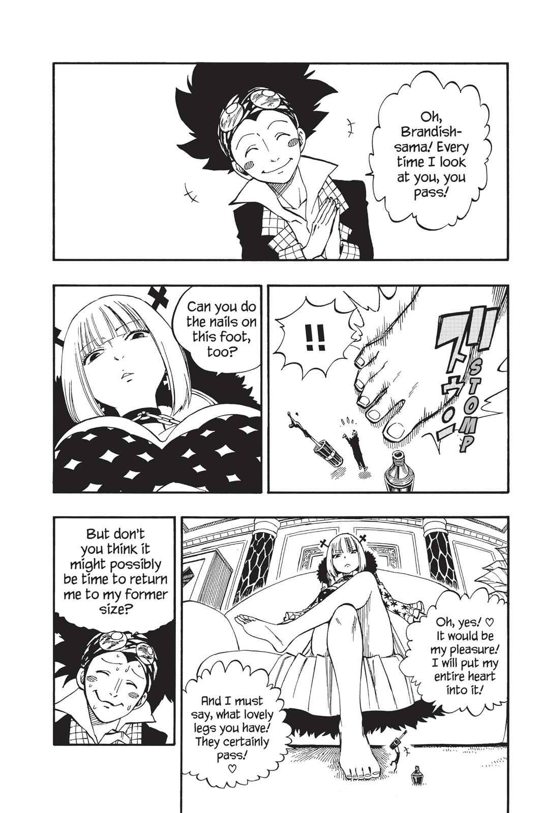 Fairy Tail Chapter 452 Page 3