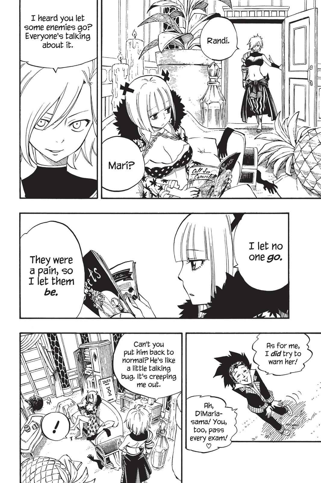 Fairy Tail Chapter 452 Page 4
